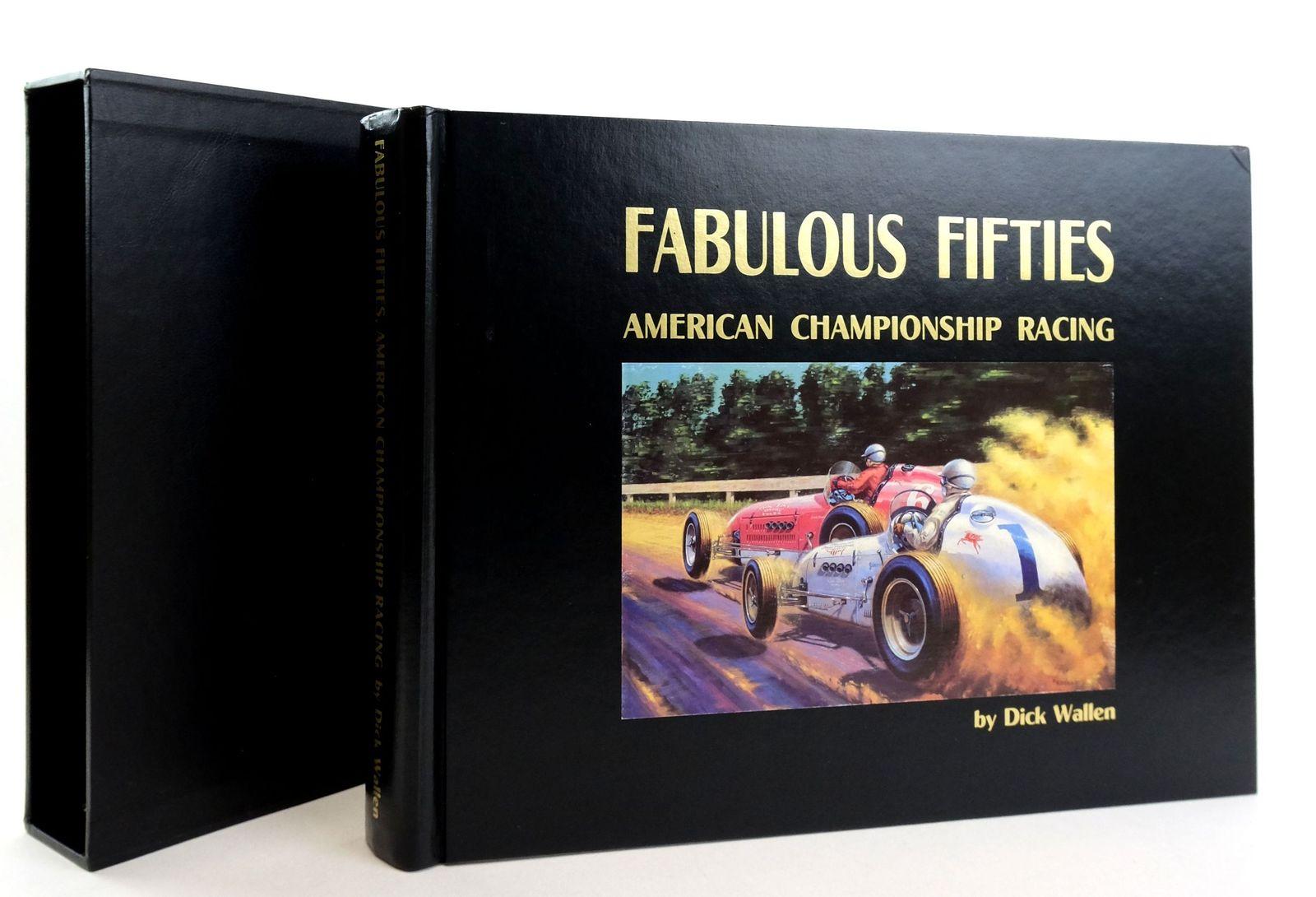 Photo of FABULOUS FIFTIES: AMERICAN CHAMPIONSHIP RACING- Stock Number: 1819515