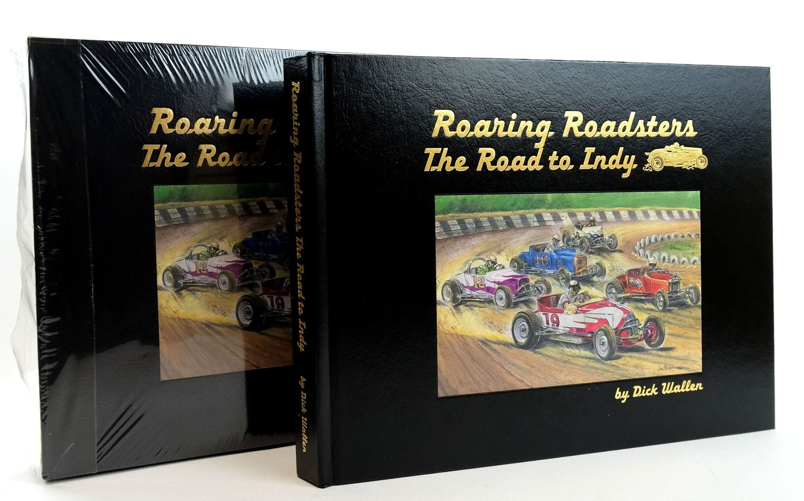 Photo of ROARING ROADSTERS: THE ROAD TO INDY- Stock Number: 1819516