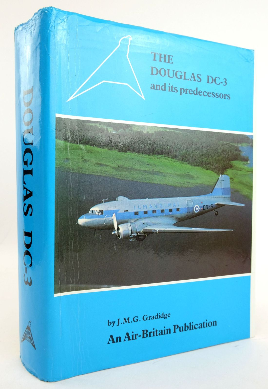 Photo of THE DOUGLAS DC-3 AND ITS PREDECESSORS- Stock Number: 1819524