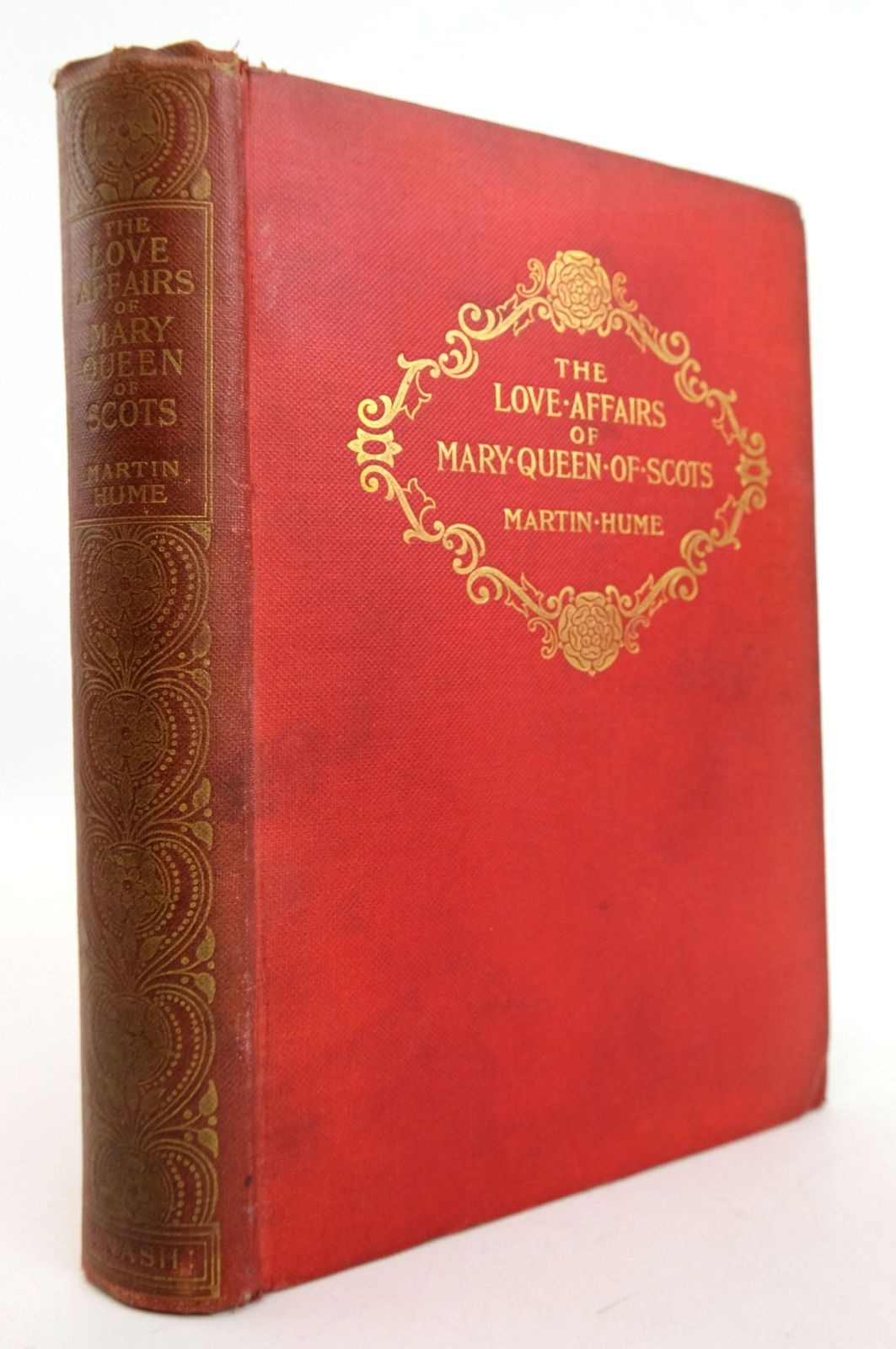 Photo of THE LOVE AFFAIRS OF MARY QUEEN OF SCOTS- Stock Number: 1819526