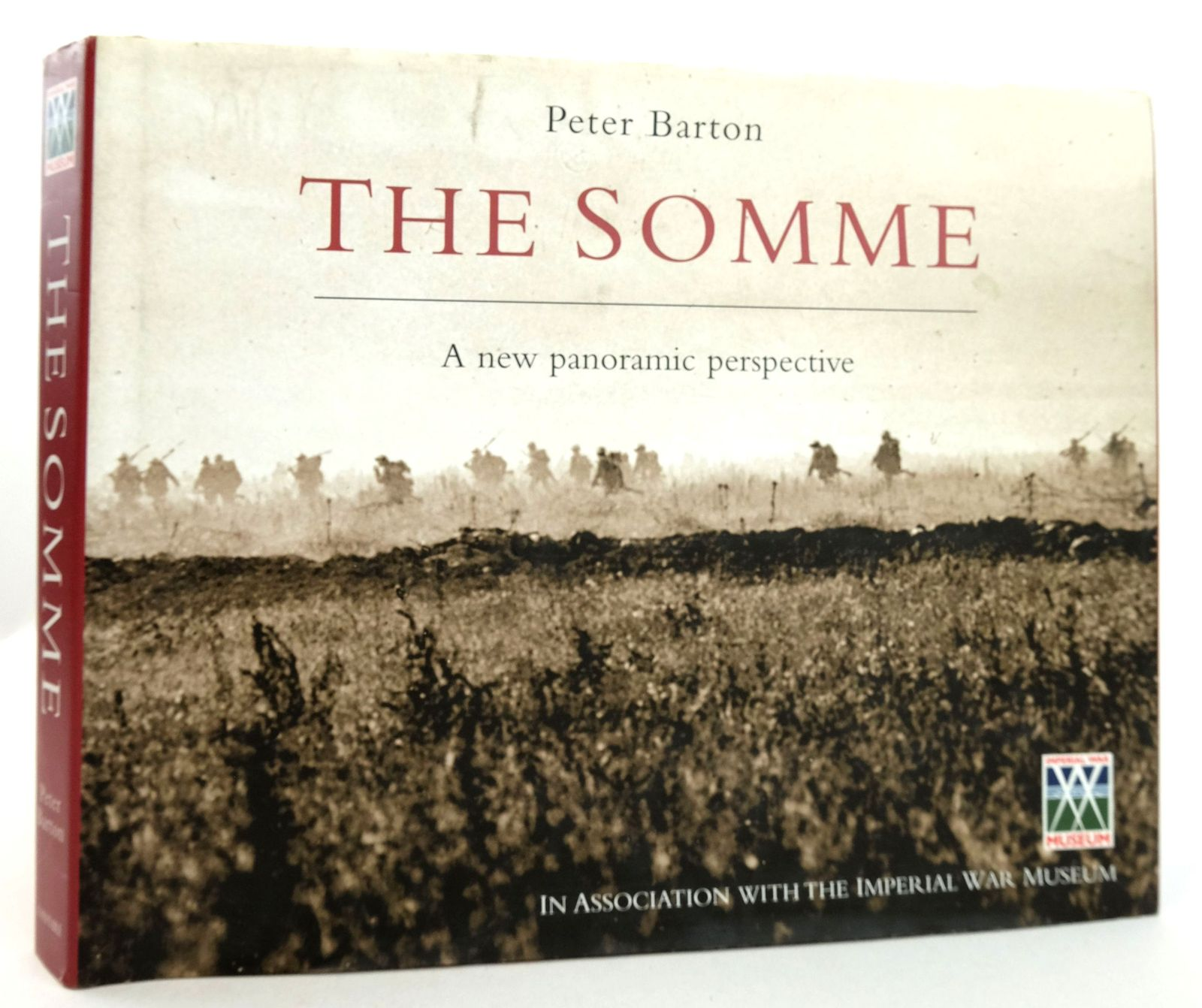 Photo of THE SOMME written by Barton, Peter published by Constable (STOCK CODE: 1819533)  for sale by Stella & Rose's Books