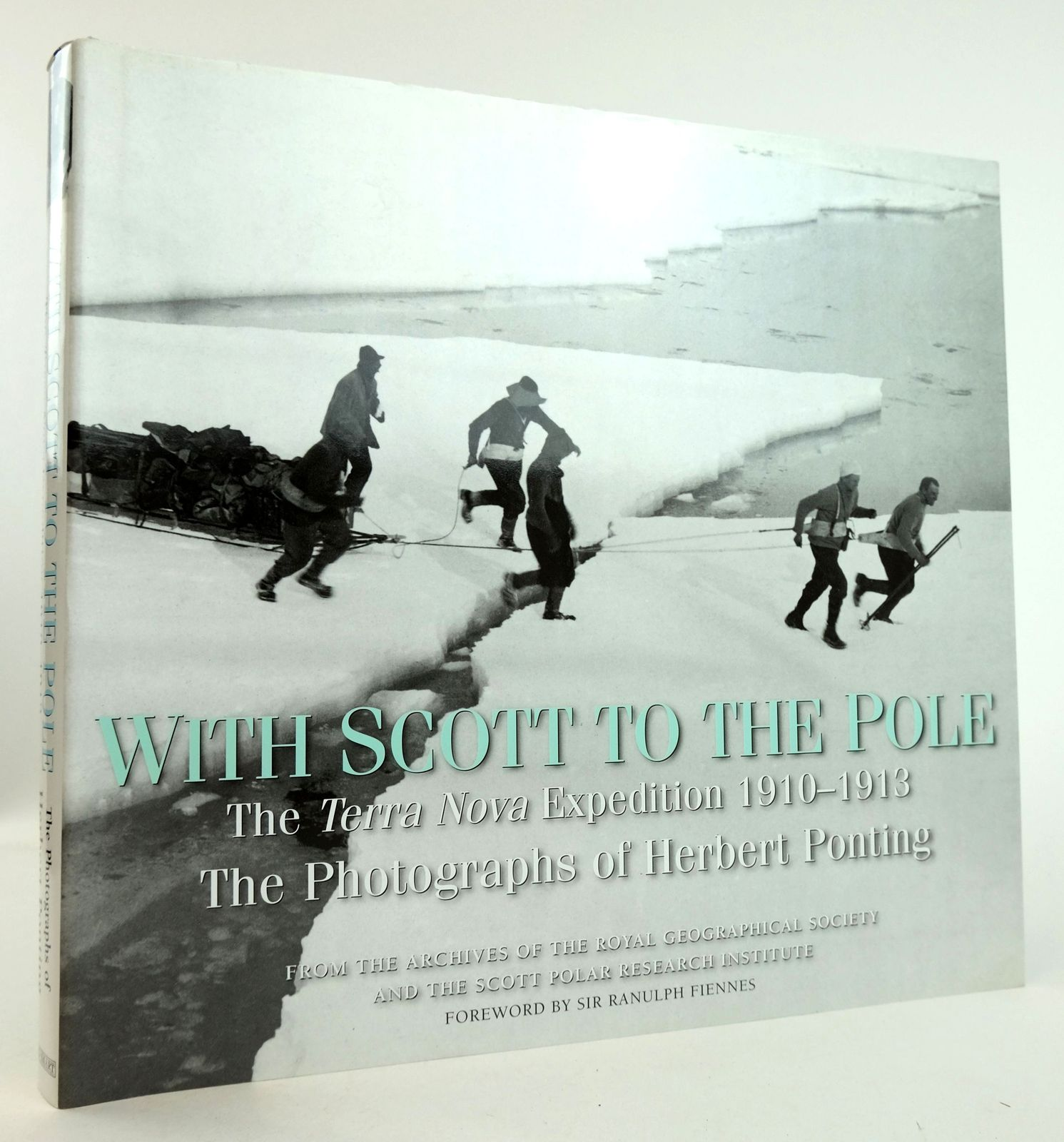 Photo of WITH SCOTT TO THE POLE: THE TERRA NOVA EXPEDITION 1910-1913- Stock Number: 1819540
