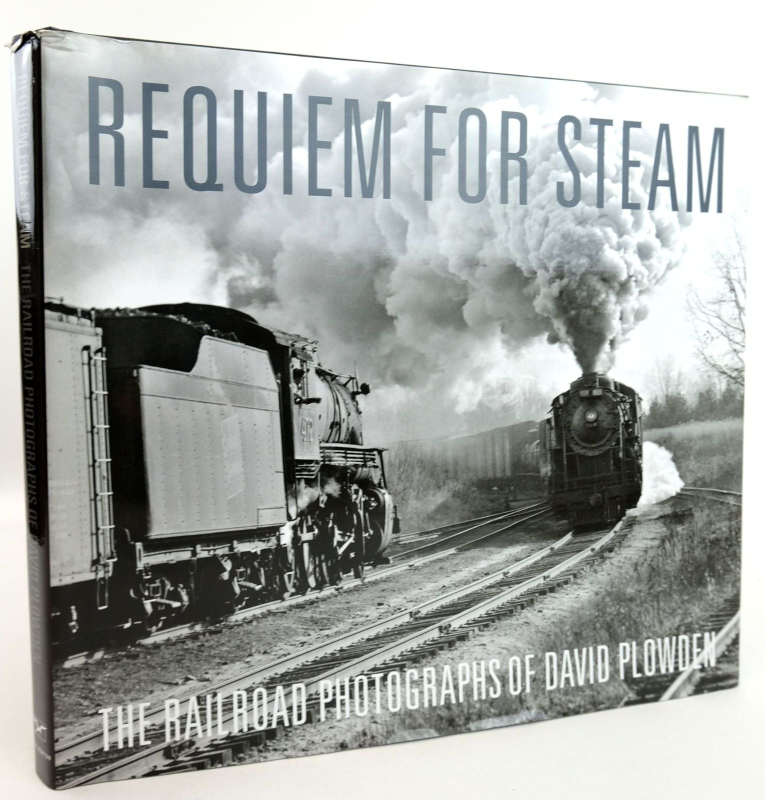 Photo of REQUIEM FOR STEAM: THE RAILROAD PHOTOGRAPHS OF DAVID PLOWDEN written by Plowden, David illustrated by Plowden, David published by W.W. Norton & Company Inc. (STOCK CODE: 1819545)  for sale by Stella & Rose's Books