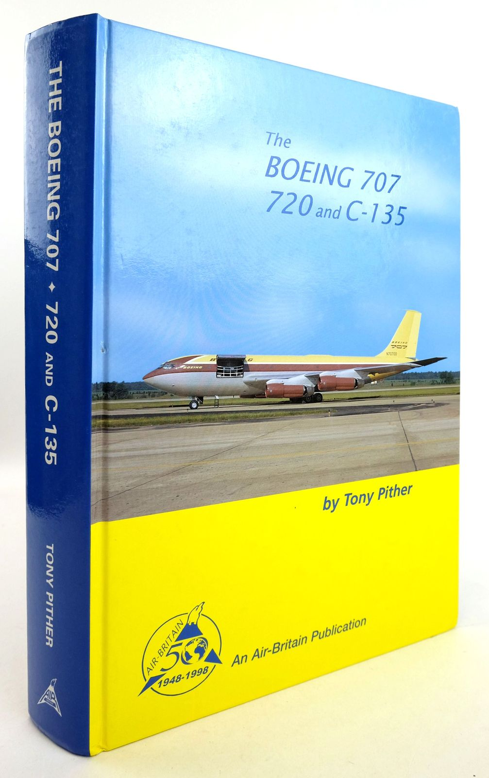 Photo of THE BOEING 707 720 AND C-135- Stock Number: 1819546