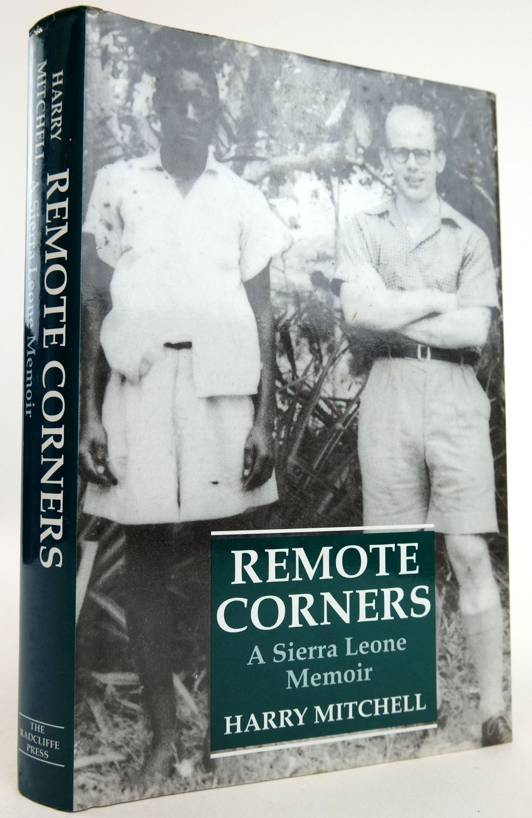 Photo of REMOTE CORNERS: A SIERRA LEONE MEMOIR- Stock Number: 1819549