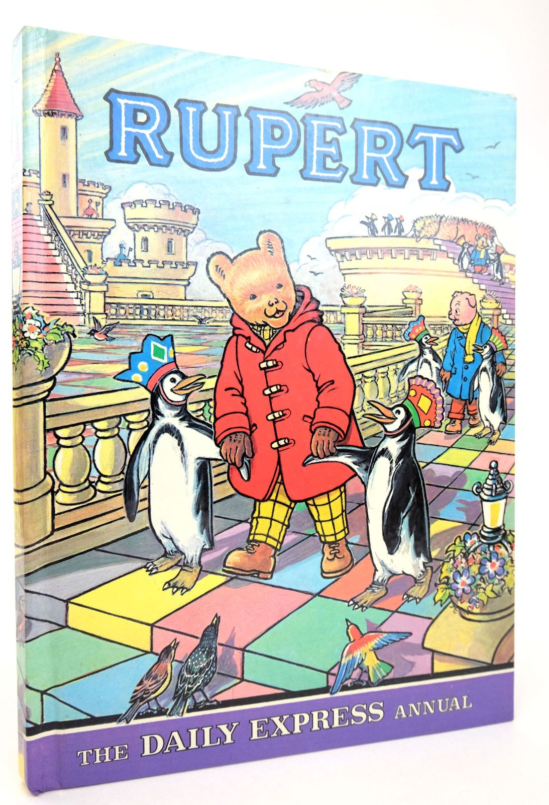 Photo of RUPERT ANNUAL 1977 illustrated by Cubie, Alex published by Daily Express (STOCK CODE: 1819556)  for sale by Stella & Rose's Books