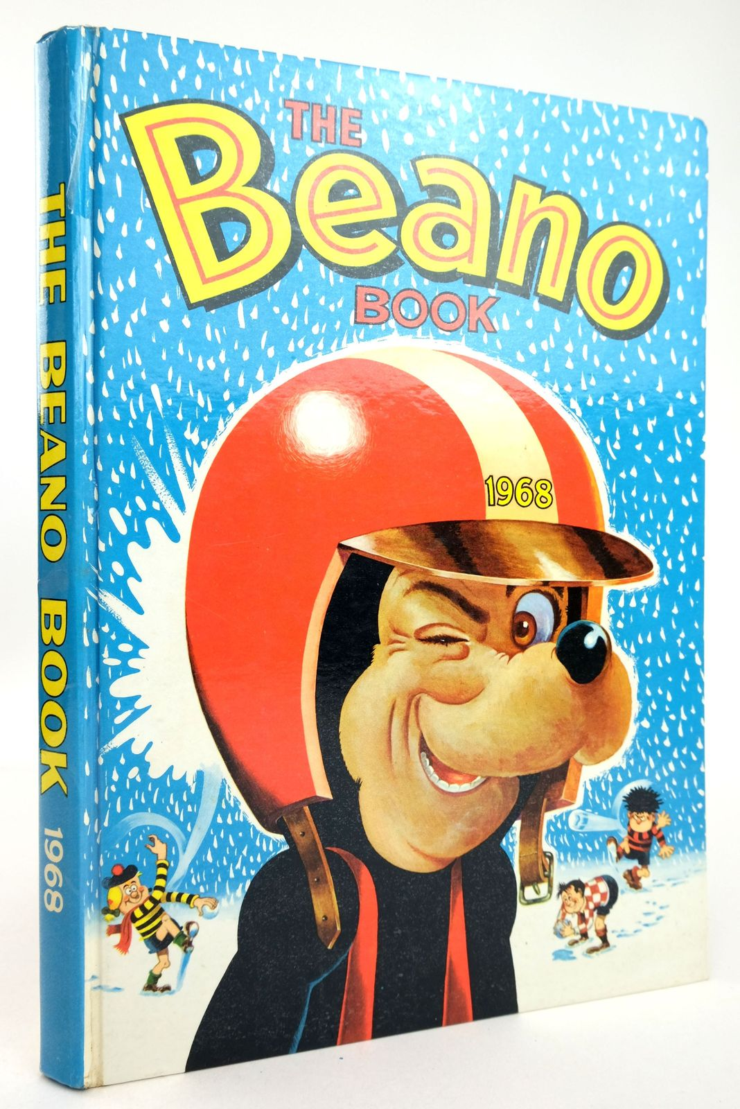Photo of THE BEANO BOOK 1968- Stock Number: 1819568