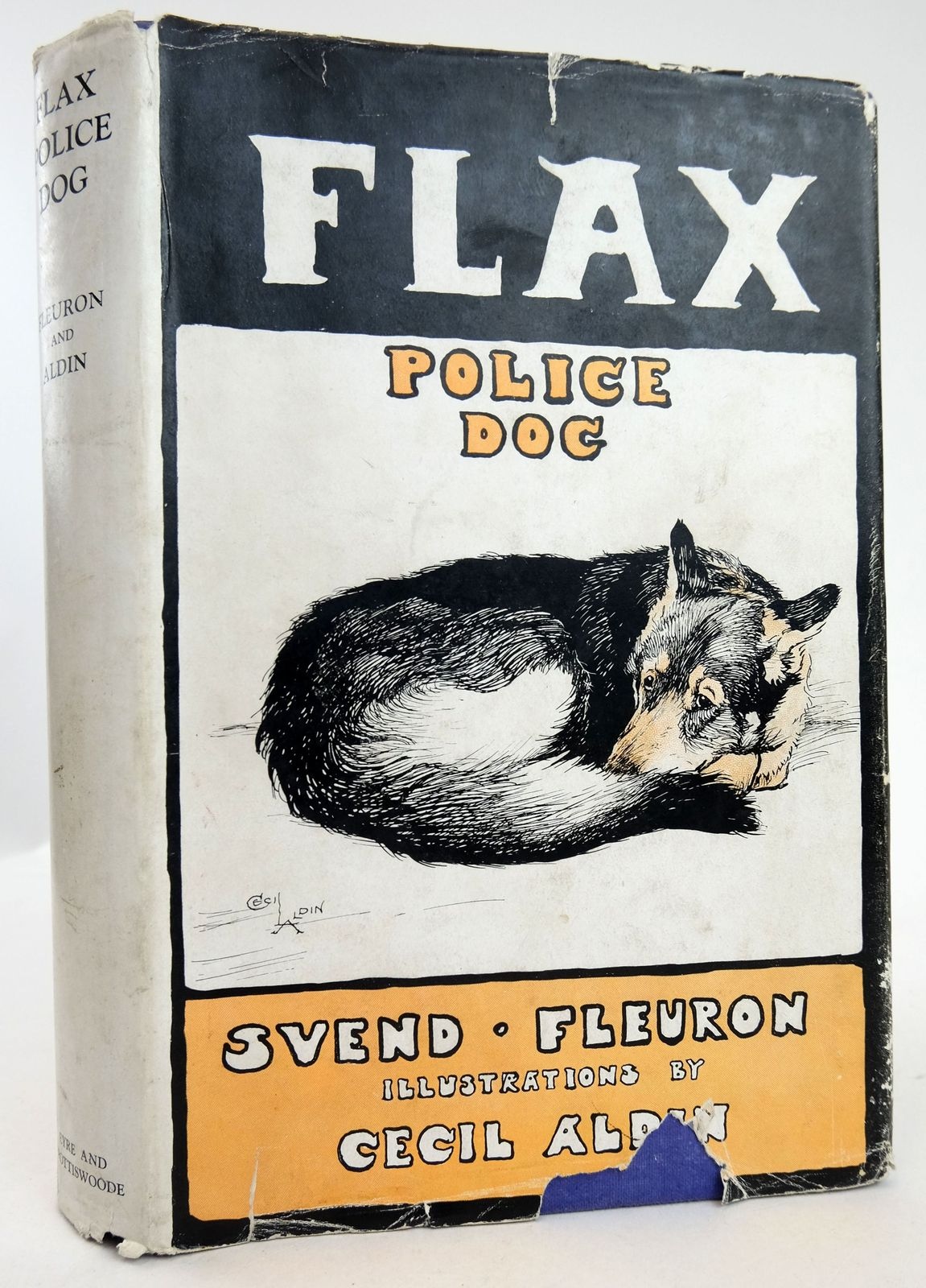 Photo of FLAX: POLICE DOG- Stock Number: 1819573