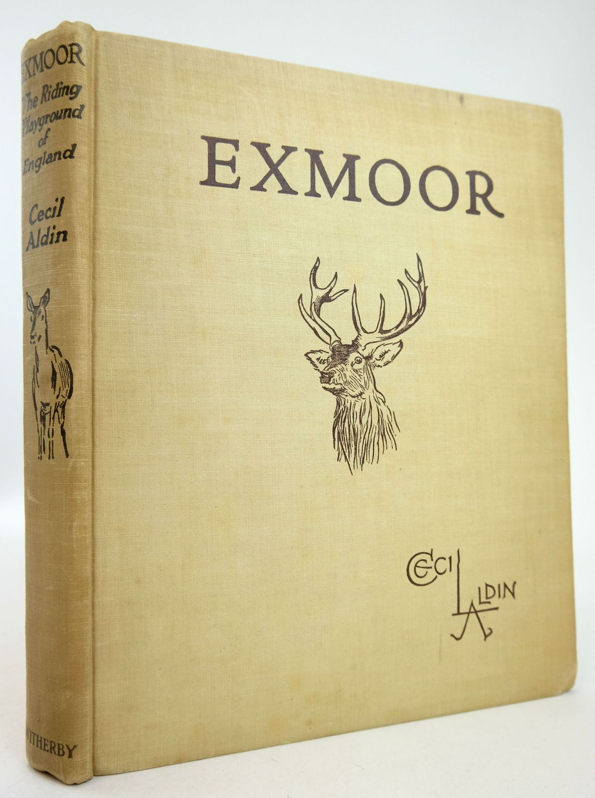 Photo of EXMOOR: THE RIDING PLAYGROUND OF ENGLAND- Stock Number: 1819576