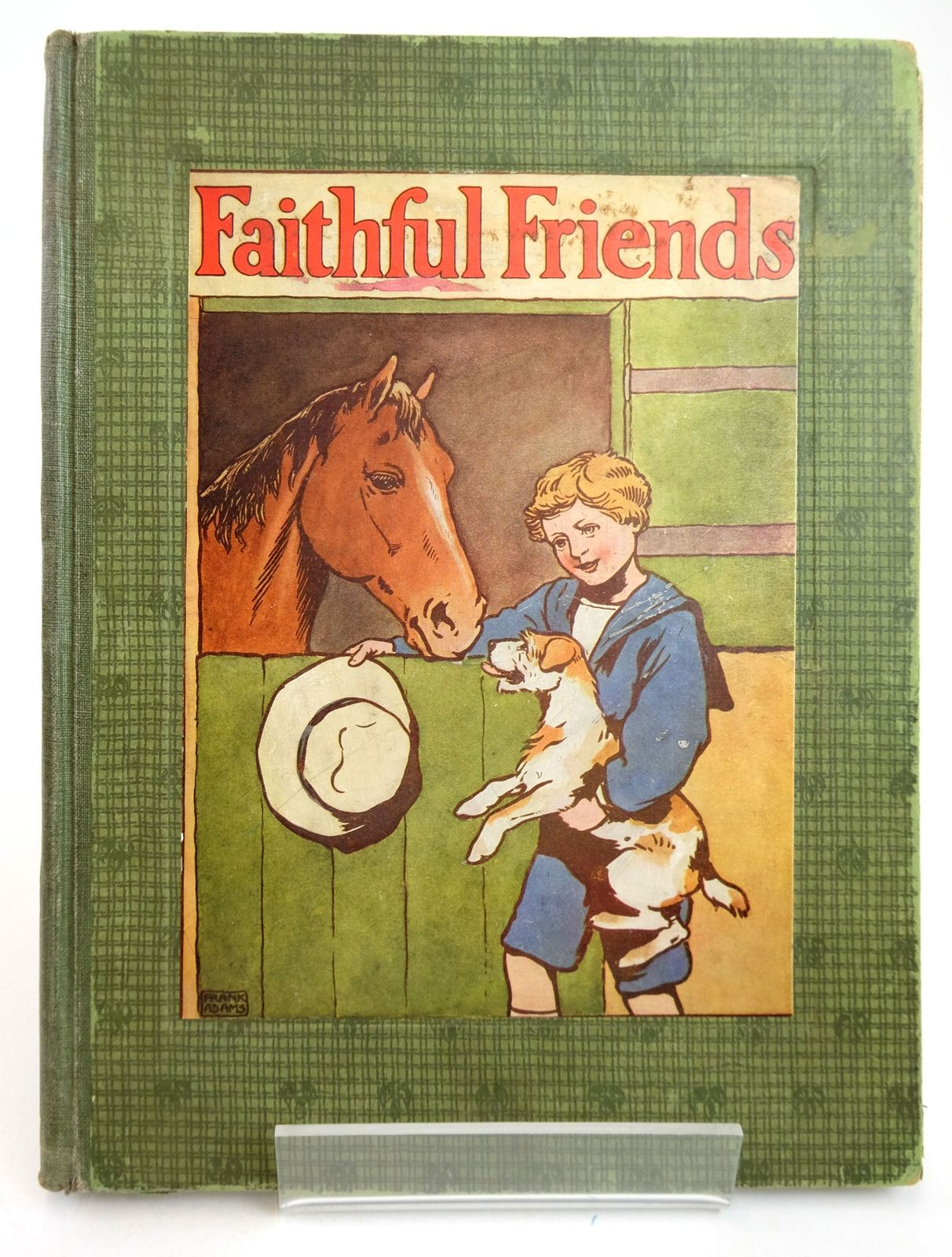 Photo of FAITHFUL FRIENDS- Stock Number: 1819578