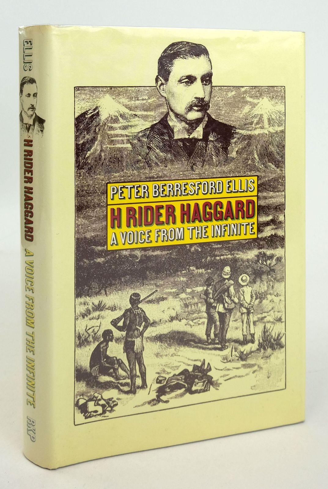 Photo of H. RIDER HAGGARD: A VOICE FROM THE INFINITE- Stock Number: 1819582