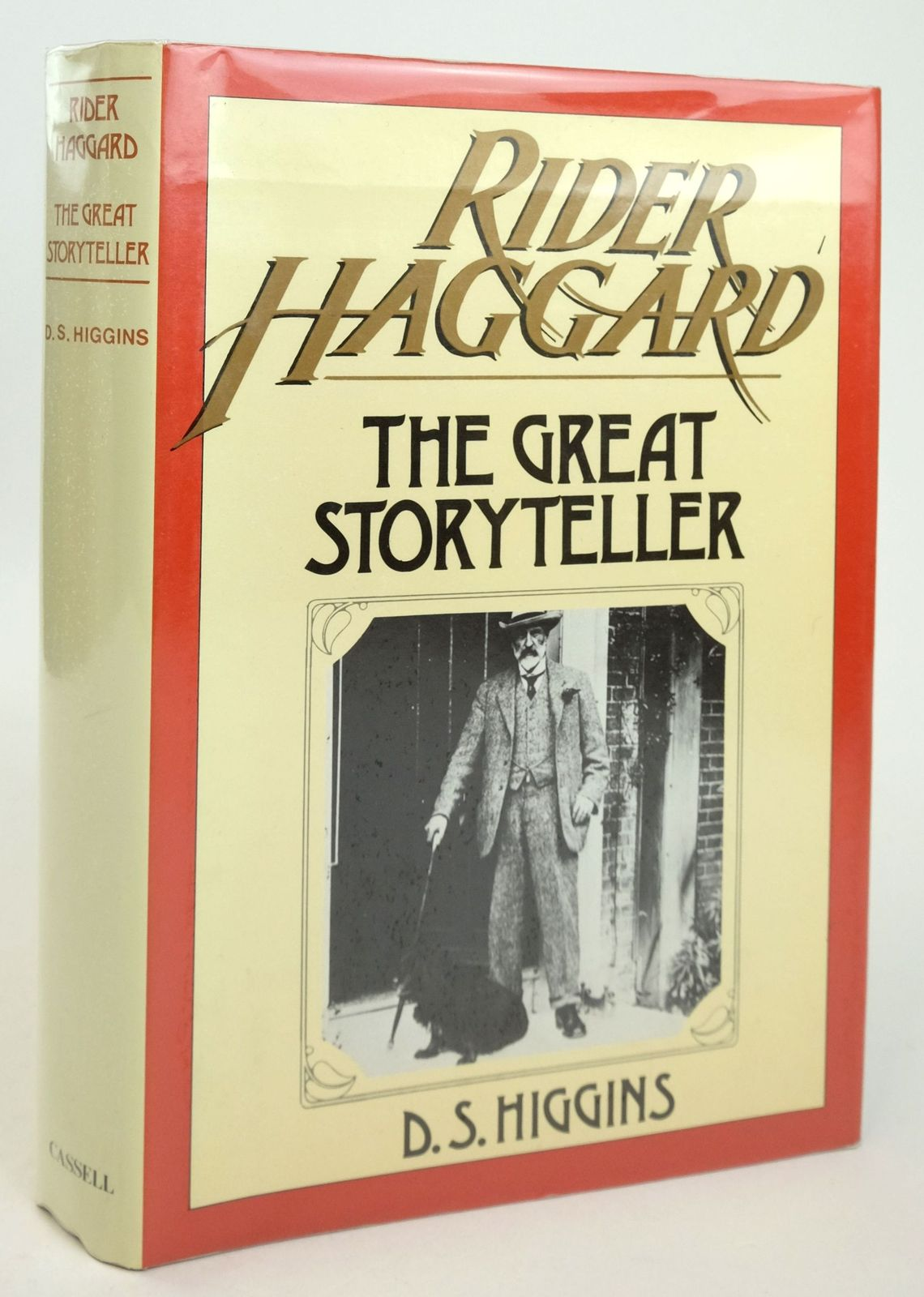 Photo of RIDER HAGGARD: THE GREAT STORYTELLER- Stock Number: 1819583