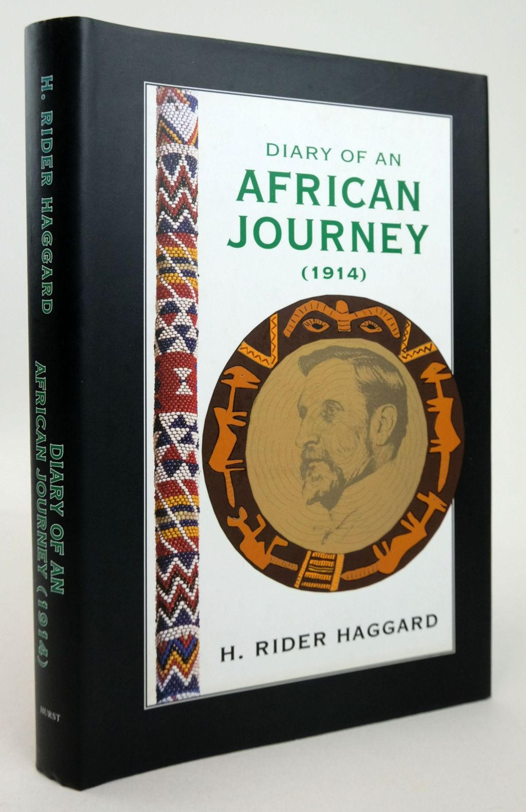 Photo of DIARY OF AN AFRICAN JOURNEY (1914)- Stock Number: 1819584