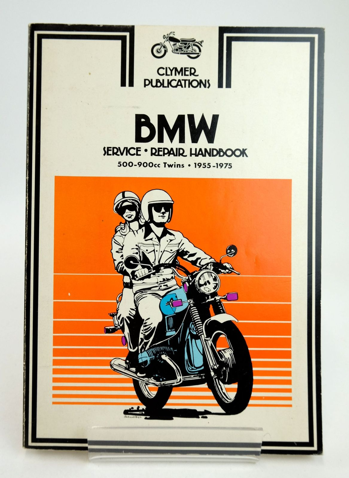 Photo of BMW SERVICE REPAIR HANDBOOK written by Bishop, Mike published by Clymer (STOCK CODE: 1819602)  for sale by Stella & Rose's Books