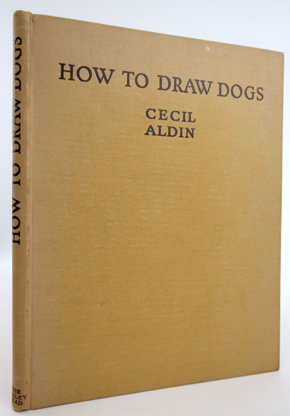 Photo of HOW TO DRAW DOGS- Stock Number: 1819644