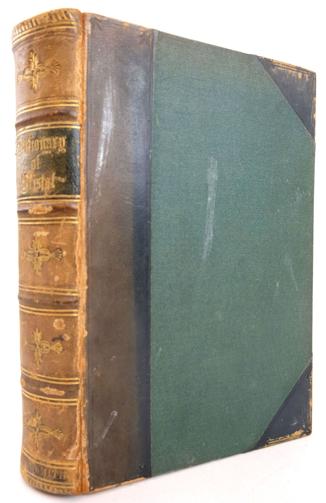 Photo of ARROWSMITH'S DICTIONARY OF BRISTOL- Stock Number: 1819650