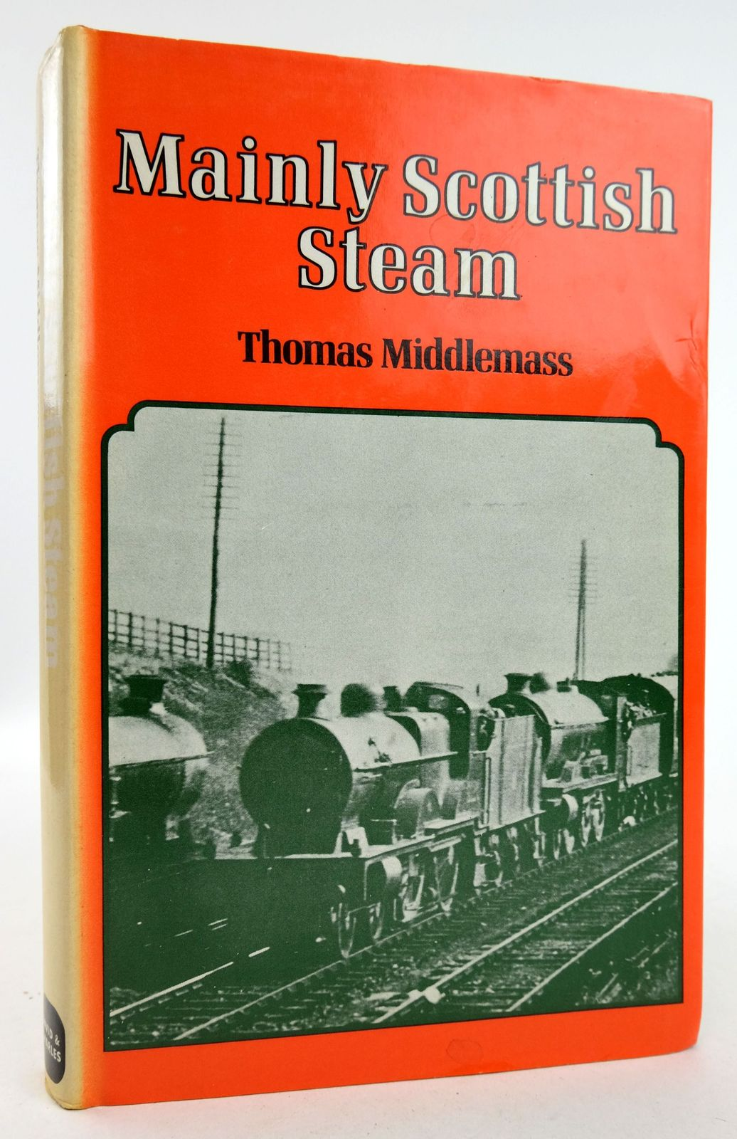 Photo of MAINLY SCOTTISH STEAM- Stock Number: 1819651