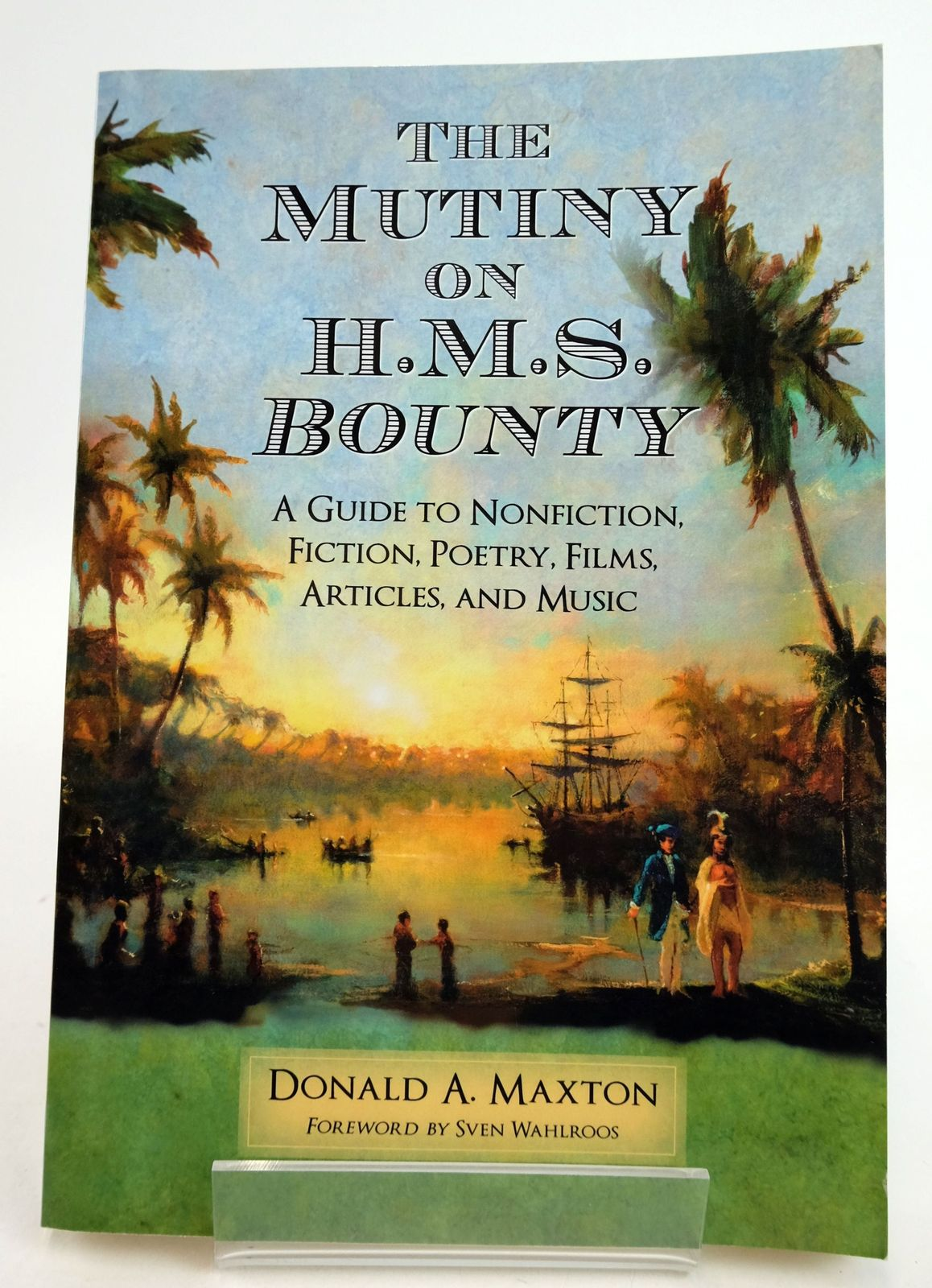 Photo of THE MUTINY ON H.M.S. BOUNTY- Stock Number: 1819658