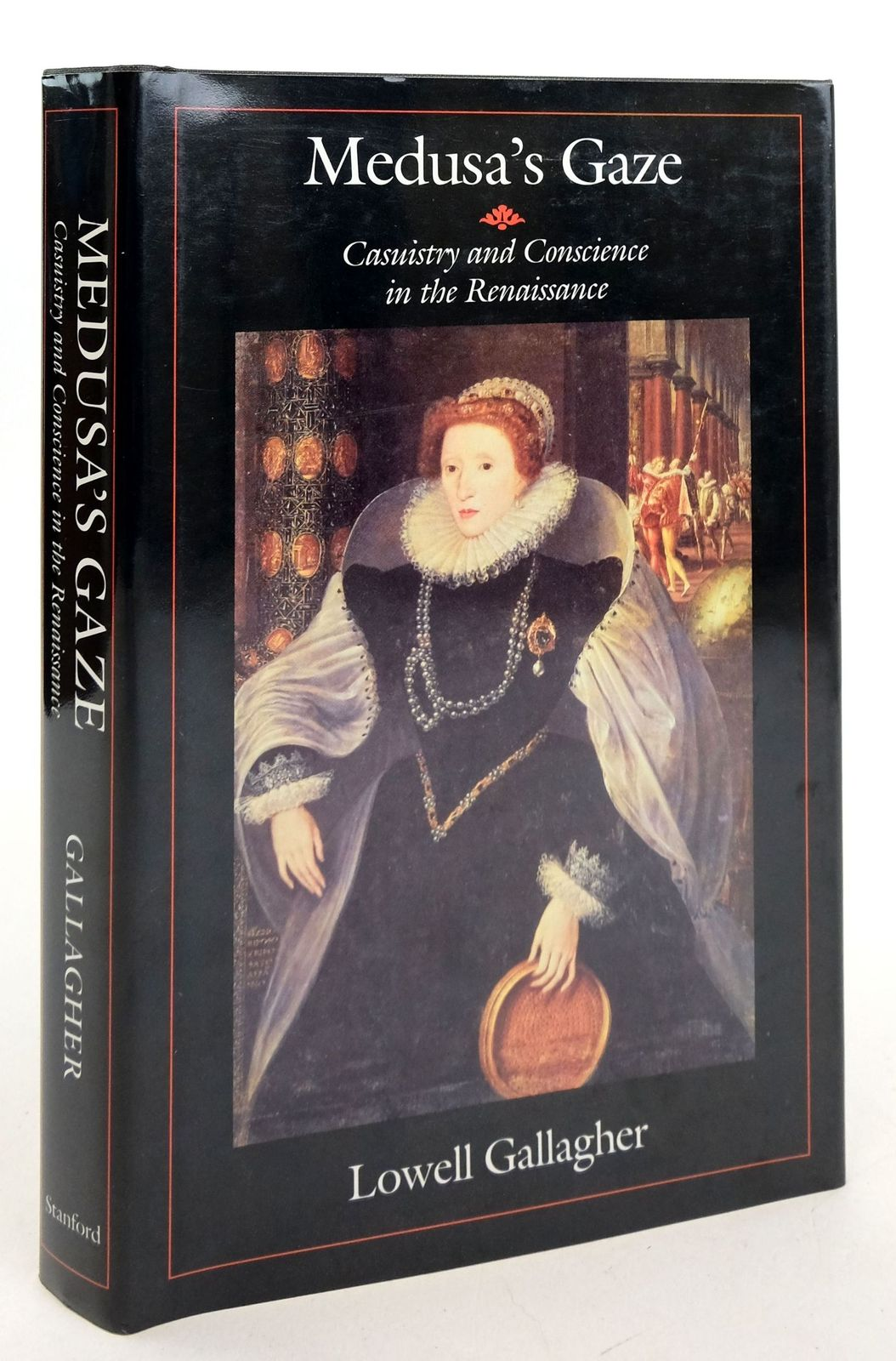 Photo of MEDUSA'S GAZE: CASUISTRY AND CONSCIENCE IN THE RENAISSANCE- Stock Number: 1819661