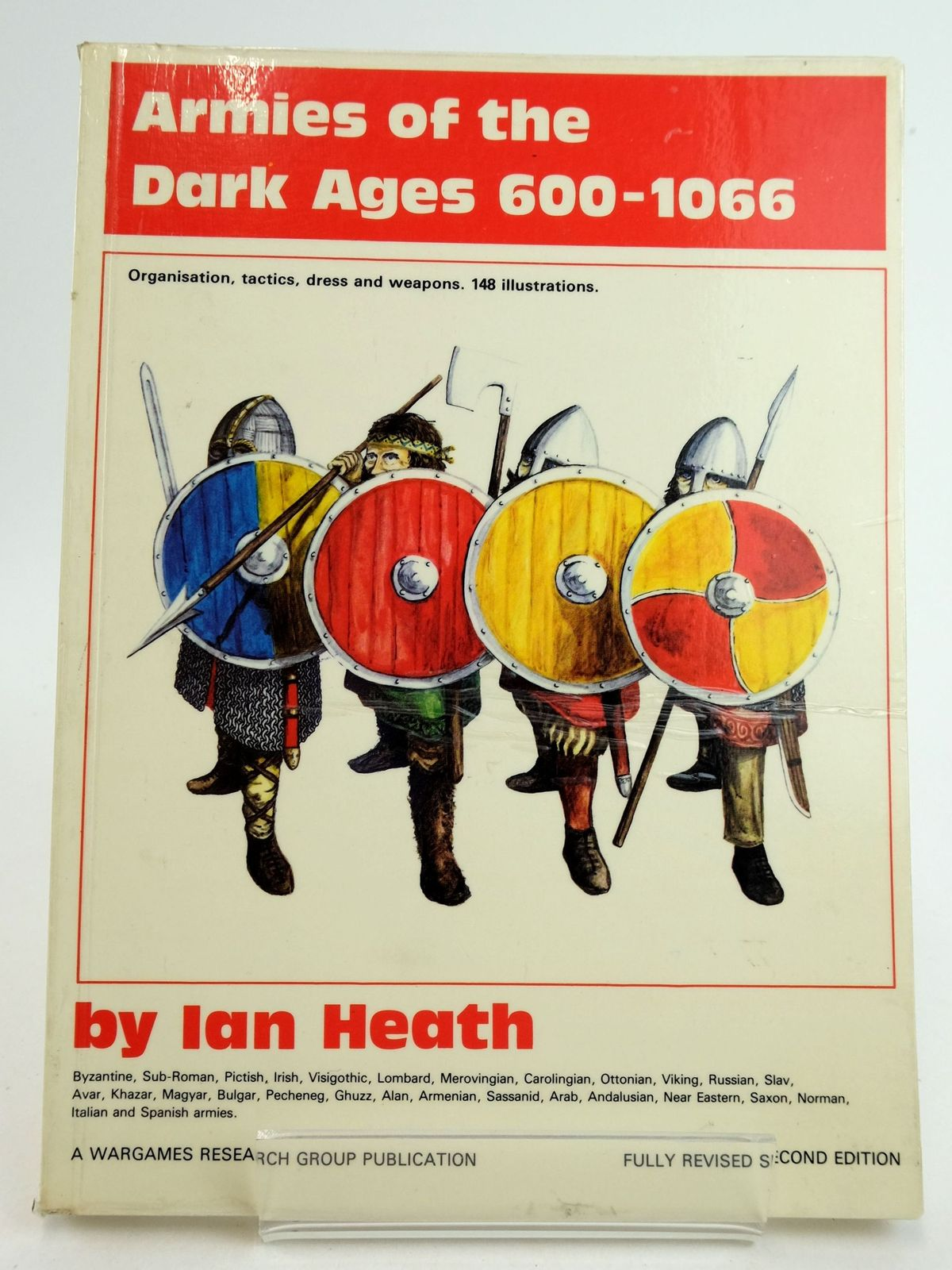 Photo of ARMIES OF THE DARK AGES 600-1066- Stock Number: 1819671