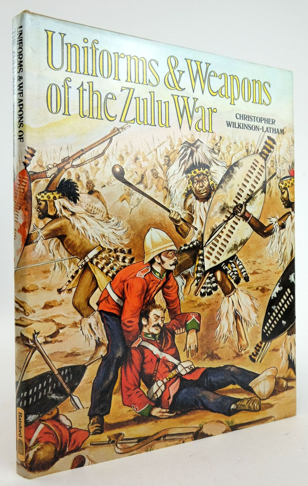 Photo of UNIFORMS & WEAPONS OF THE ZULU WAR- Stock Number: 1819703