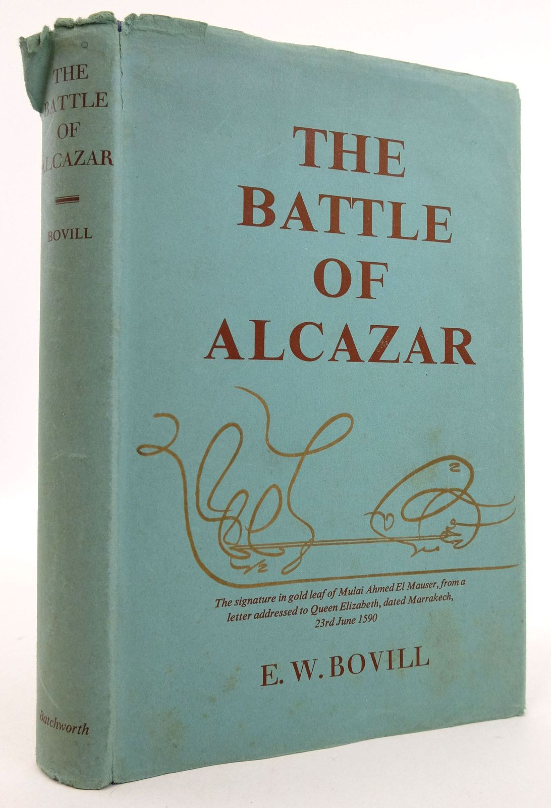 Photo of THE BATTLE OF ALCAZAR- Stock Number: 1819715