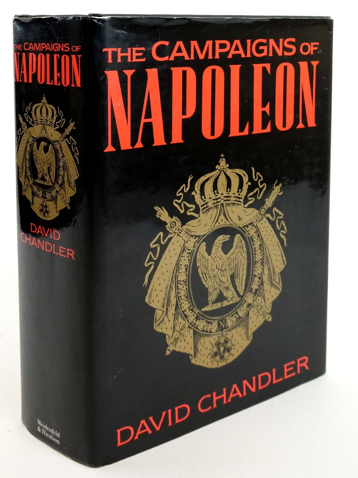 Photo of THE CAMPAIGNS OF NAPOLEON- Stock Number: 1819725