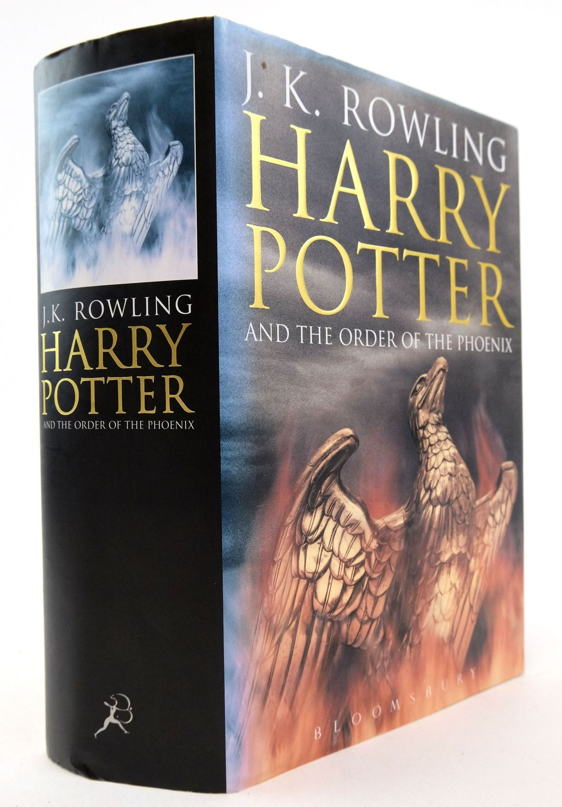 Photo of HARRY POTTER AND THE ORDER OF THE PHOENIX- Stock Number: 1819742