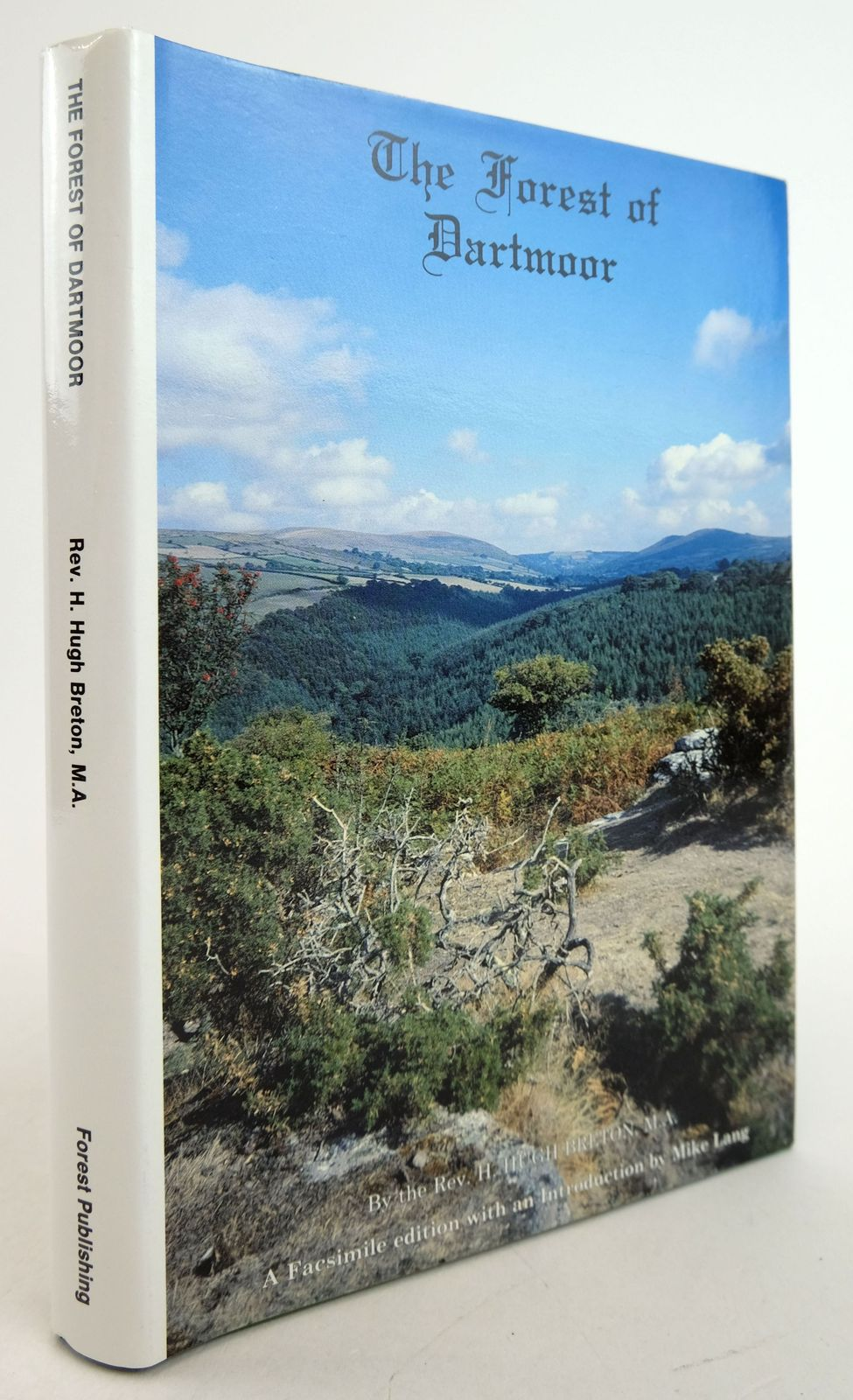 Photo of THE FOREST OF DARTMOOR written by Breton, H. Hugh published by Forest Publishing (STOCK CODE: 1819763)  for sale by Stella & Rose's Books