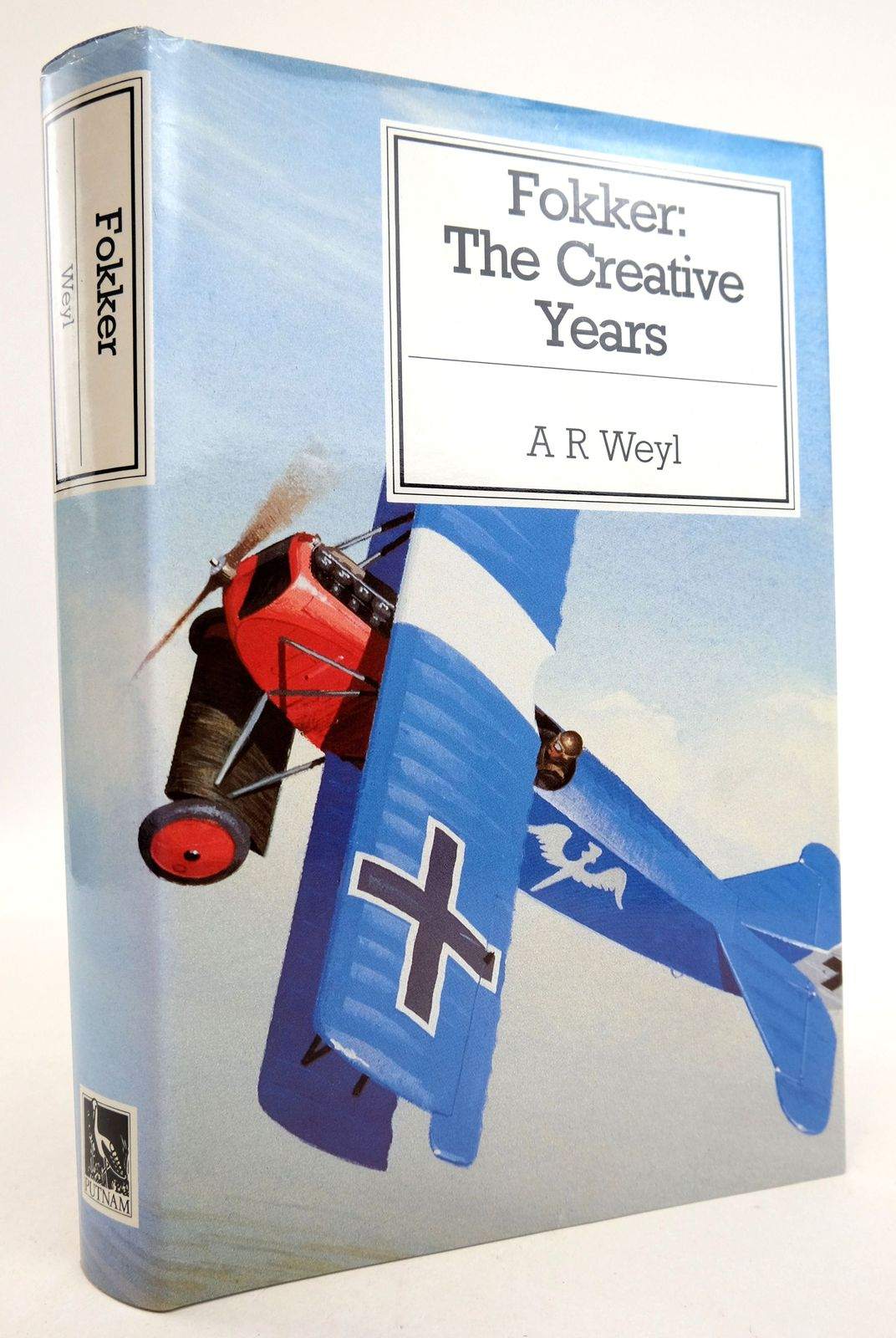 Photo of FOKKER: THE CREATIVE YEARS- Stock Number: 1819766