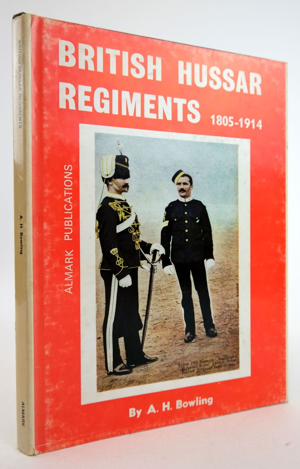 Photo of BRITISH HUSSAR REGIMENTS 1805-1914- Stock Number: 1819771
