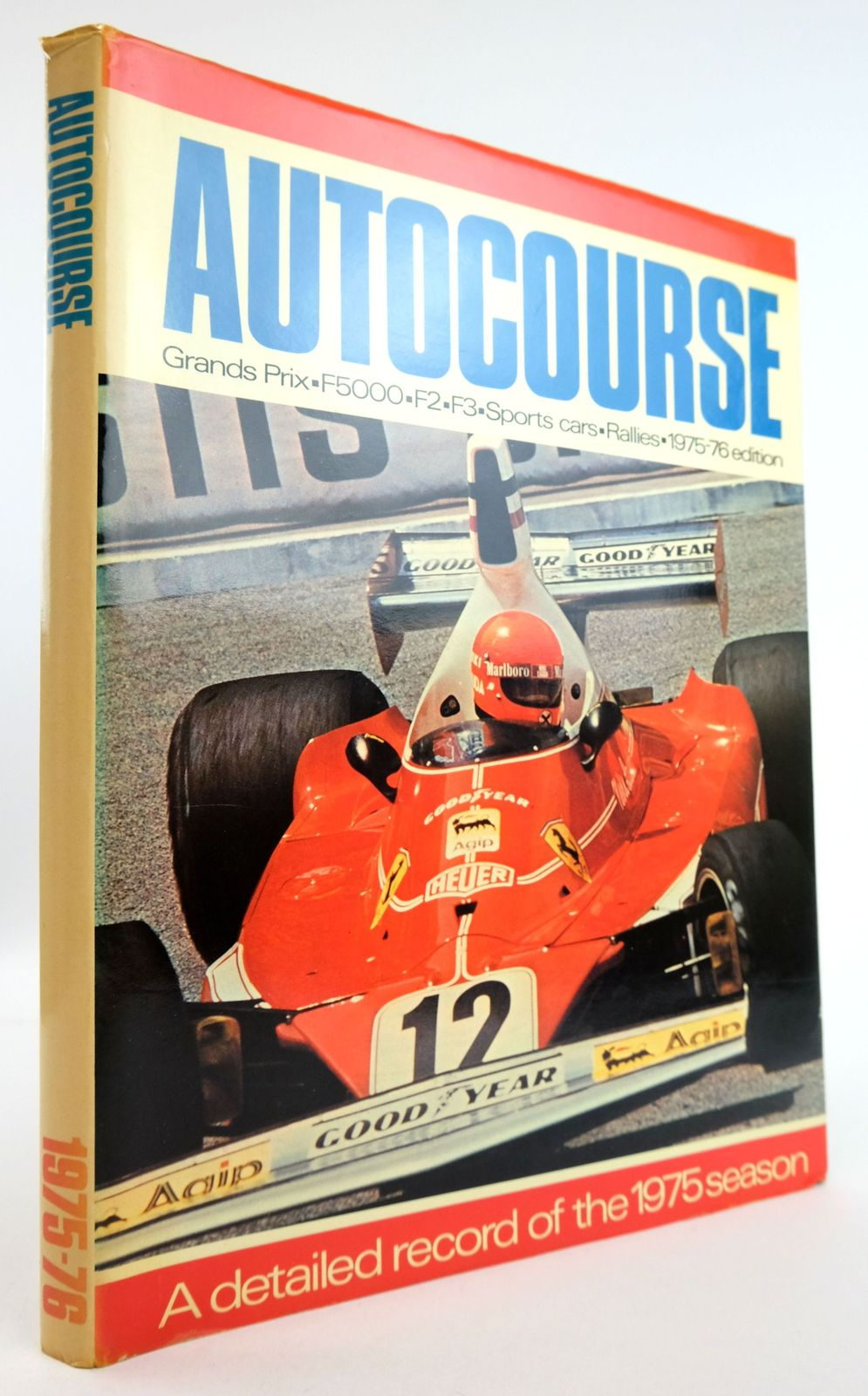 Photo of AUTOCOURSE 1975-76 written by Kettlewell, Mike published by Hazleton Securities (STOCK CODE: 1819788)  for sale by Stella & Rose's Books