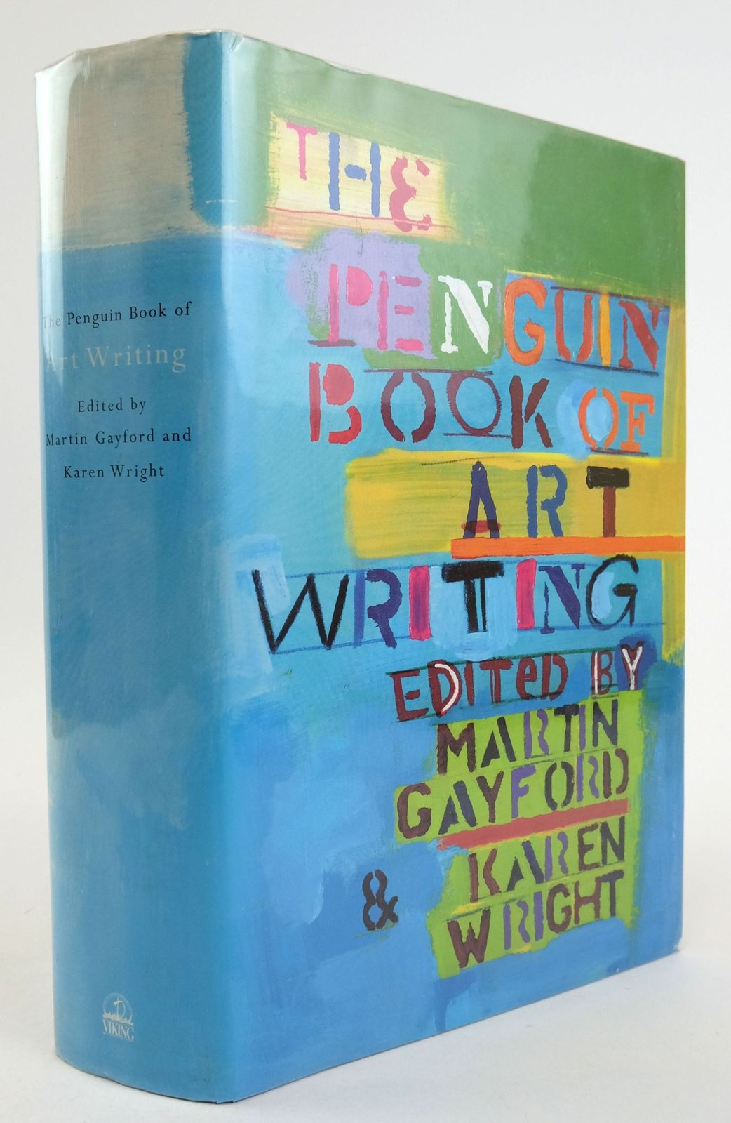 Photo of THE PENGUIN BOOK OF ART WRITING- Stock Number: 1819790