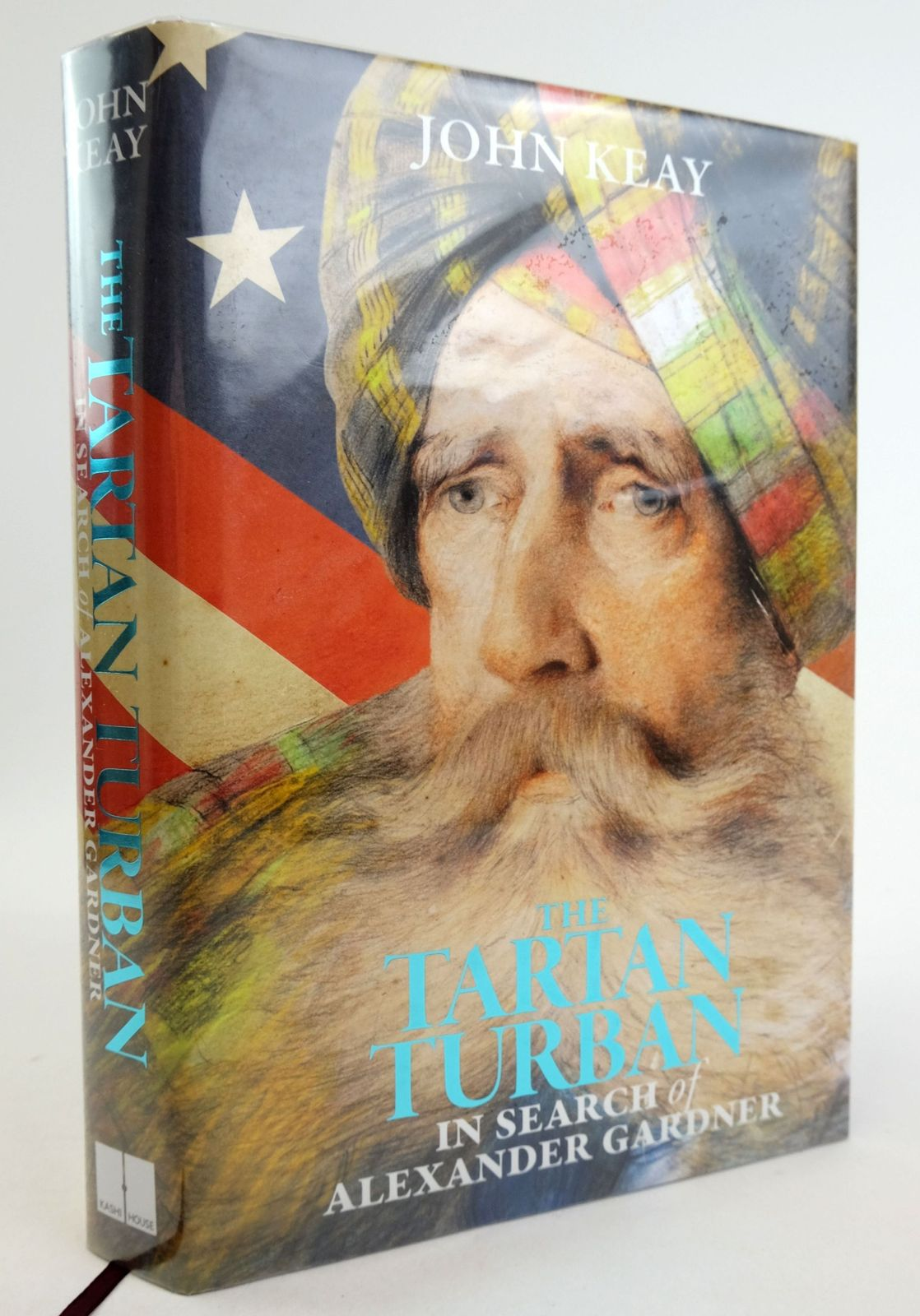 Photo of THE TARTAN TURBAN: IN SEARCH OF ALEXANDER GARDNER written by Keay, John published by Kashi House (STOCK CODE: 1819791)  for sale by Stella & Rose's Books