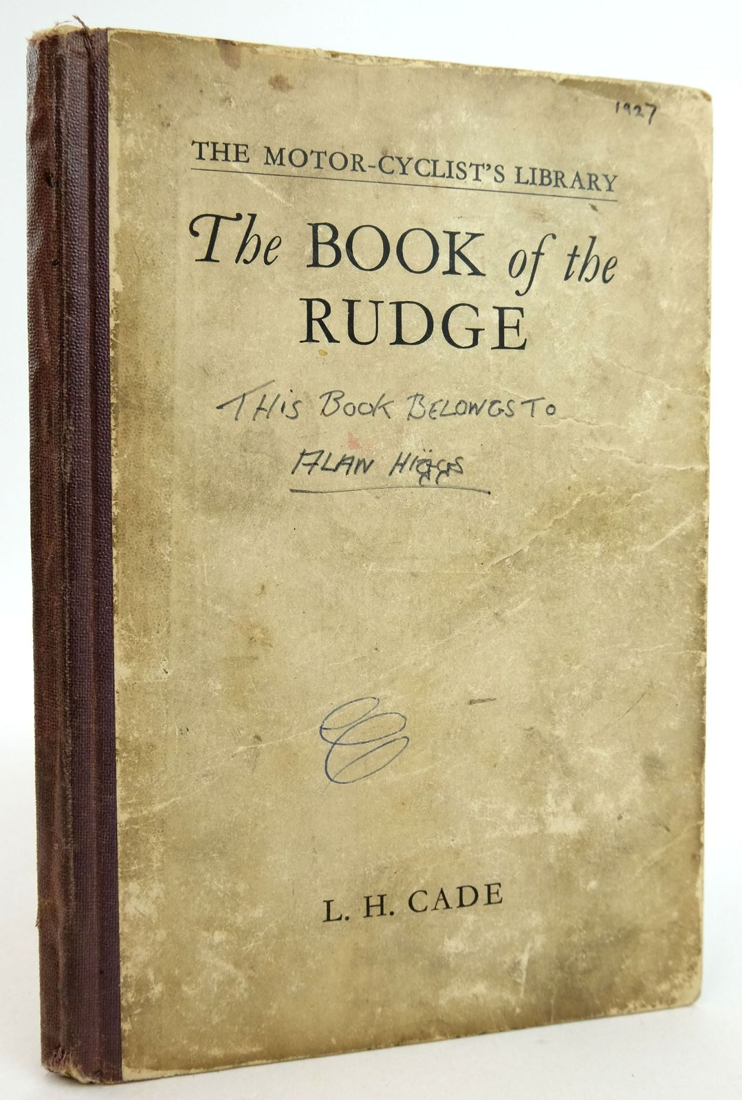 Photo of THE BOOK OF THE RUDGE written by Cade, Laurence H. Anstey, F. Haycraft, W.C. published by Sir Isaac Pitman (STOCK CODE: 1819808)  for sale by Stella & Rose's Books