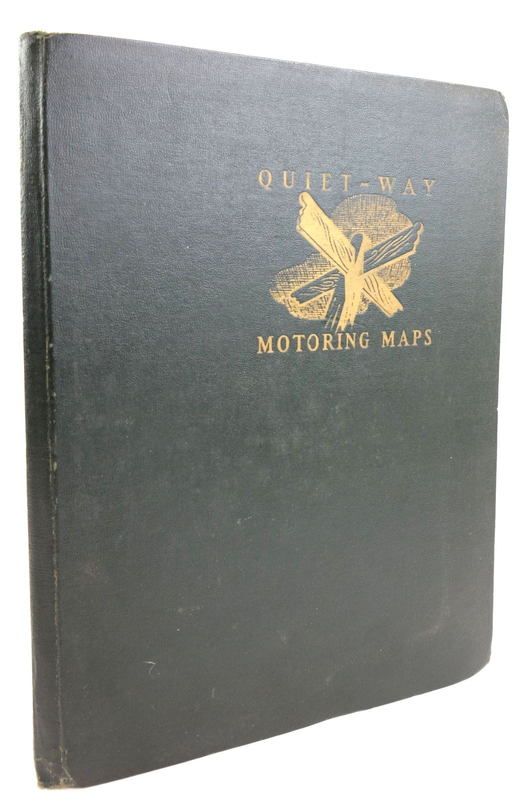 Photo of QUIET-WAY MOTORING MAPS- Stock Number: 1819815