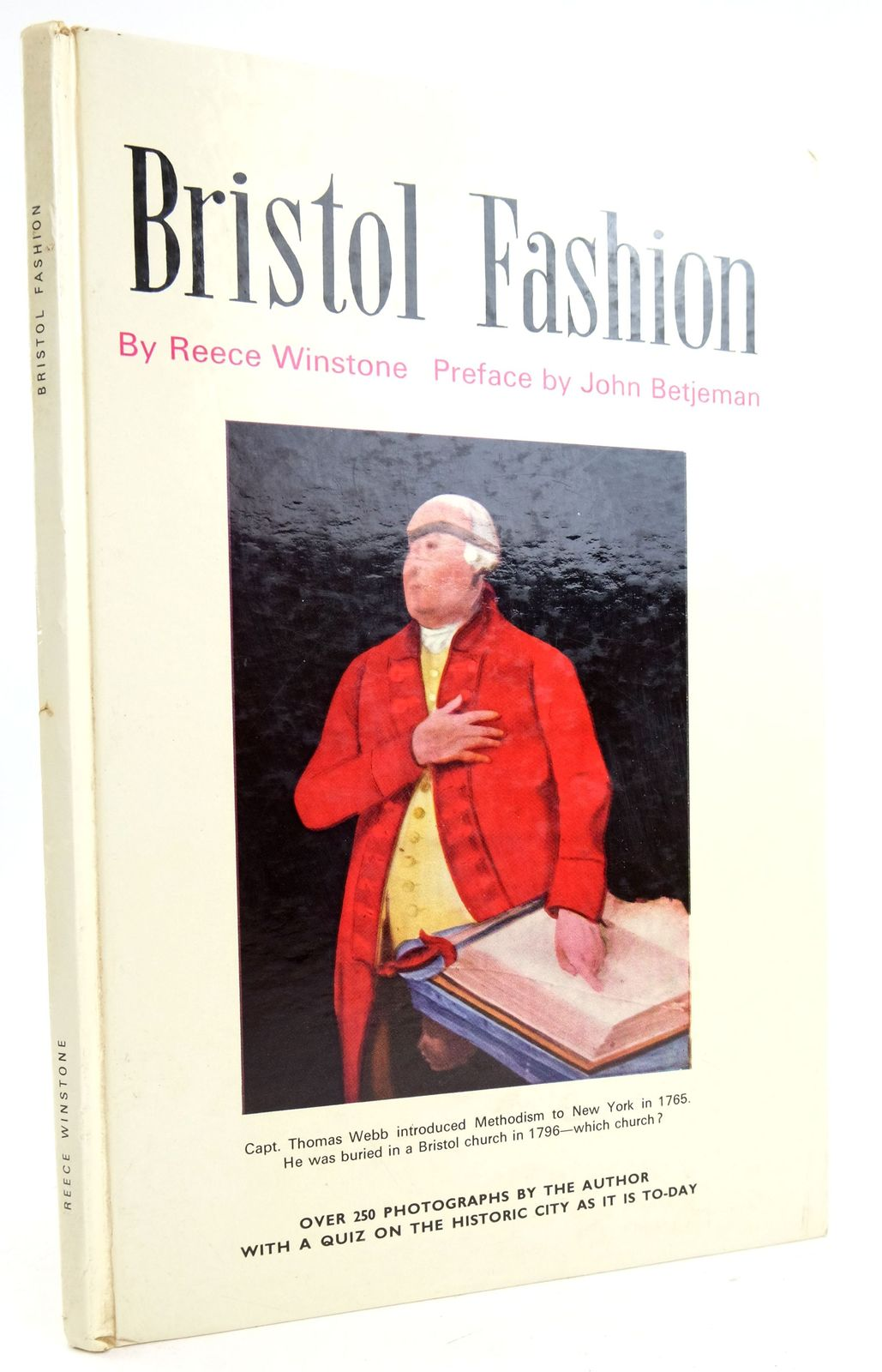 Photo of BRISTOL FASHION written by Winstone, Reece published by Reece Winstone (STOCK CODE: 1819821)  for sale by Stella & Rose's Books