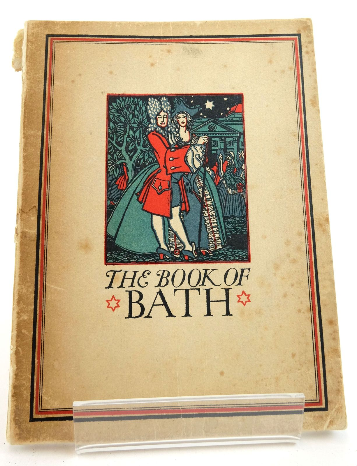 Photo of THE BOOK OF BATH written by Hatton, John published by Baths Management Committee (STOCK CODE: 1819829)  for sale by Stella & Rose's Books