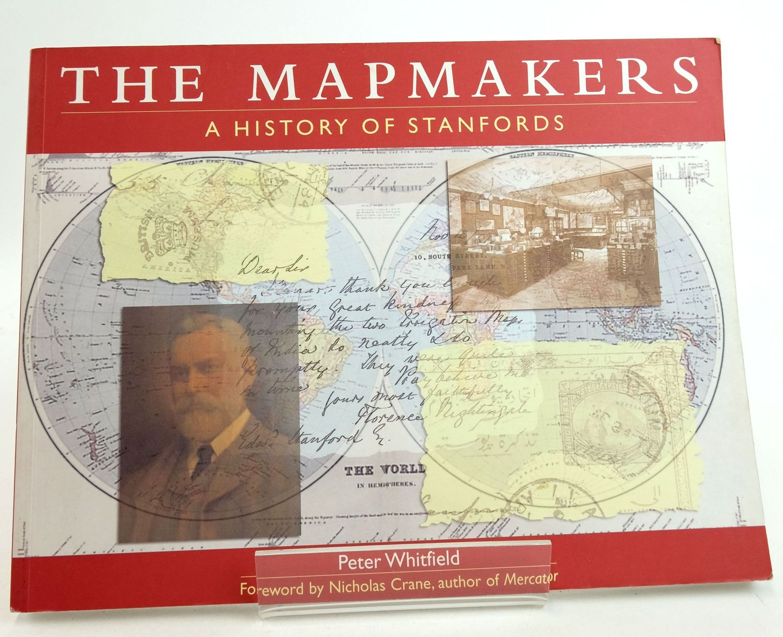 Photo of THE MAPMAKERS: A HISTORY OF STANFORDS written by Whitfield, Peter published by Compendium (STOCK CODE: 1819832)  for sale by Stella & Rose's Books