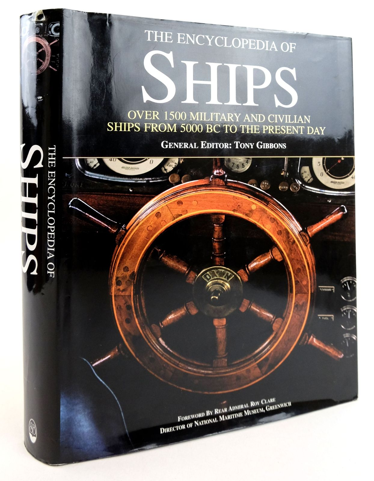 Photo of THE ENCYCLOPEDIA OF SHIPS- Stock Number: 1819835