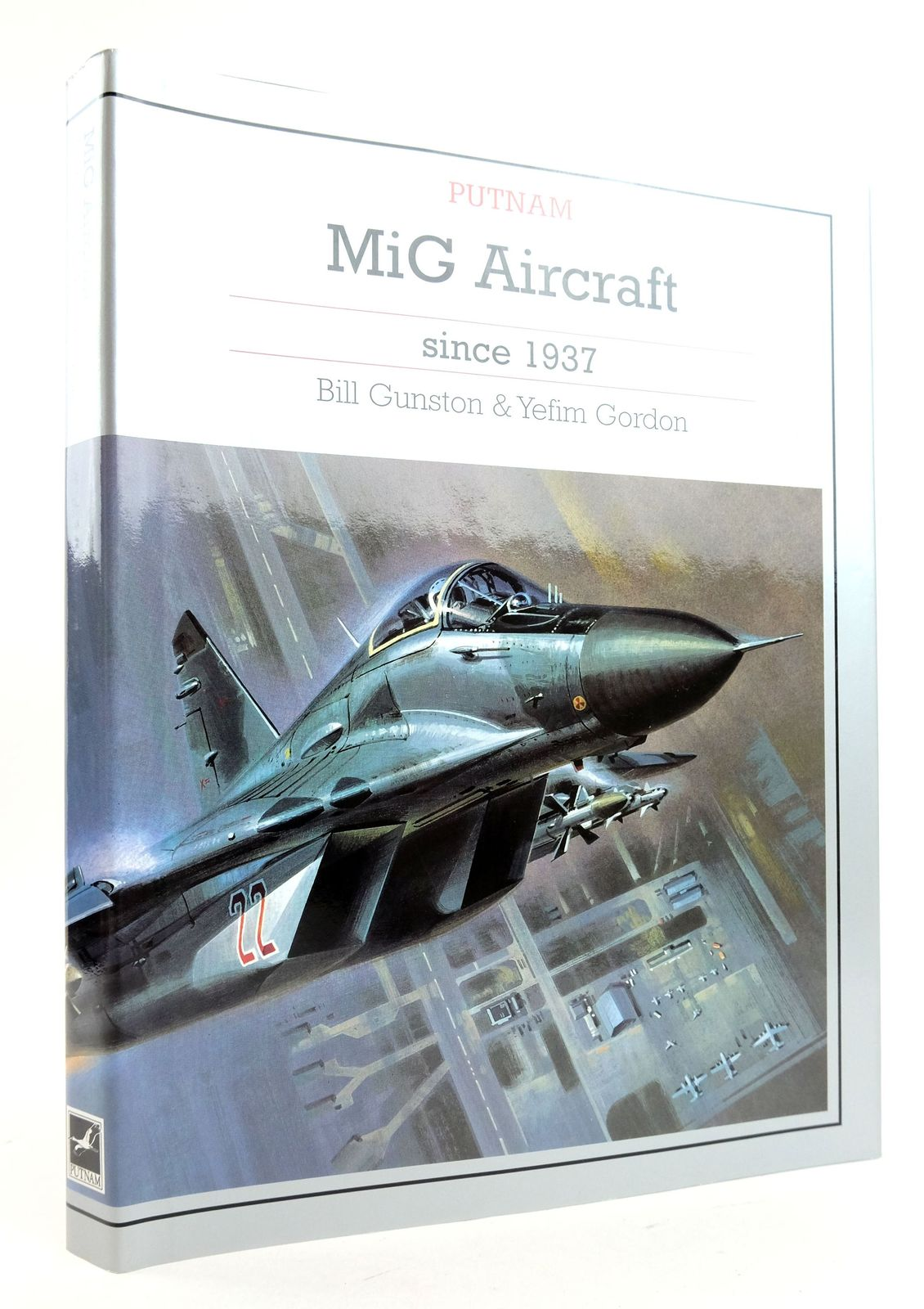 Photo of MIG AIRCRAFT SINCE 1937- Stock Number: 1819839