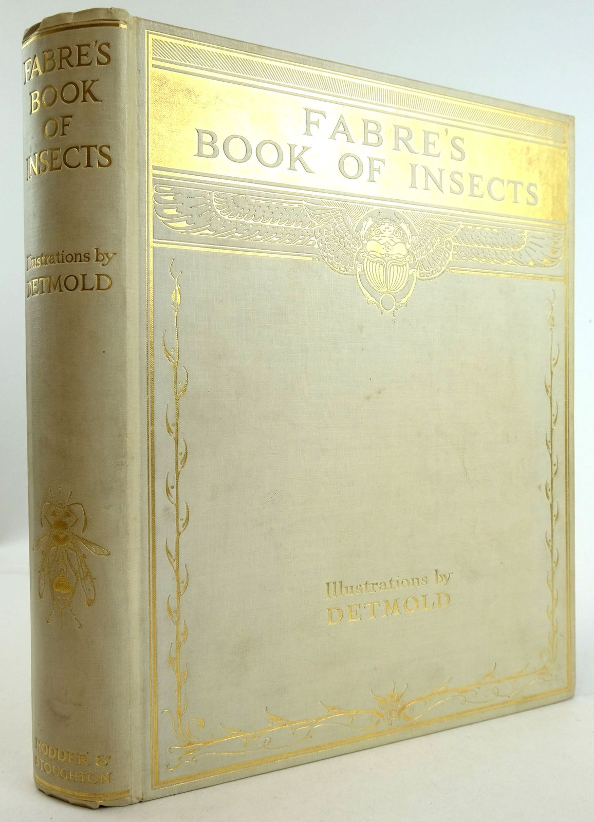 Photo of FABRE'S BOOK OF INSECTS- Stock Number: 1819857