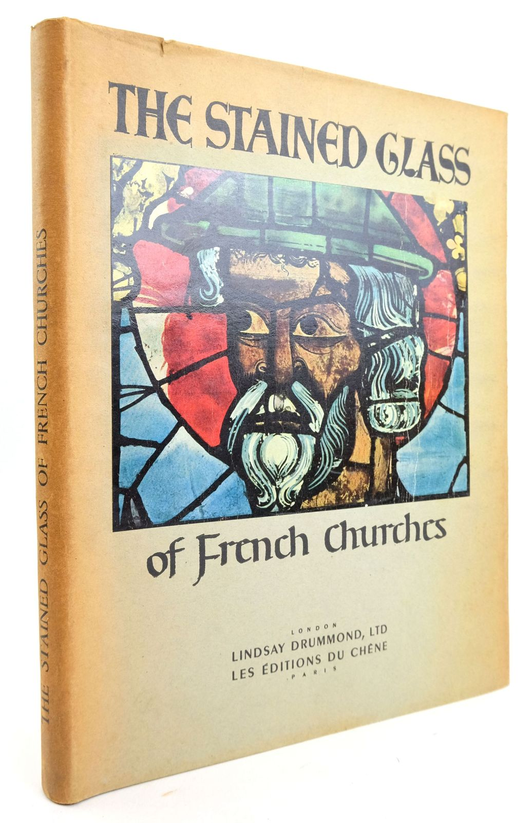 Photo of THE STAINED GLASS OF FRENCH CHURCHES- Stock Number: 1819860