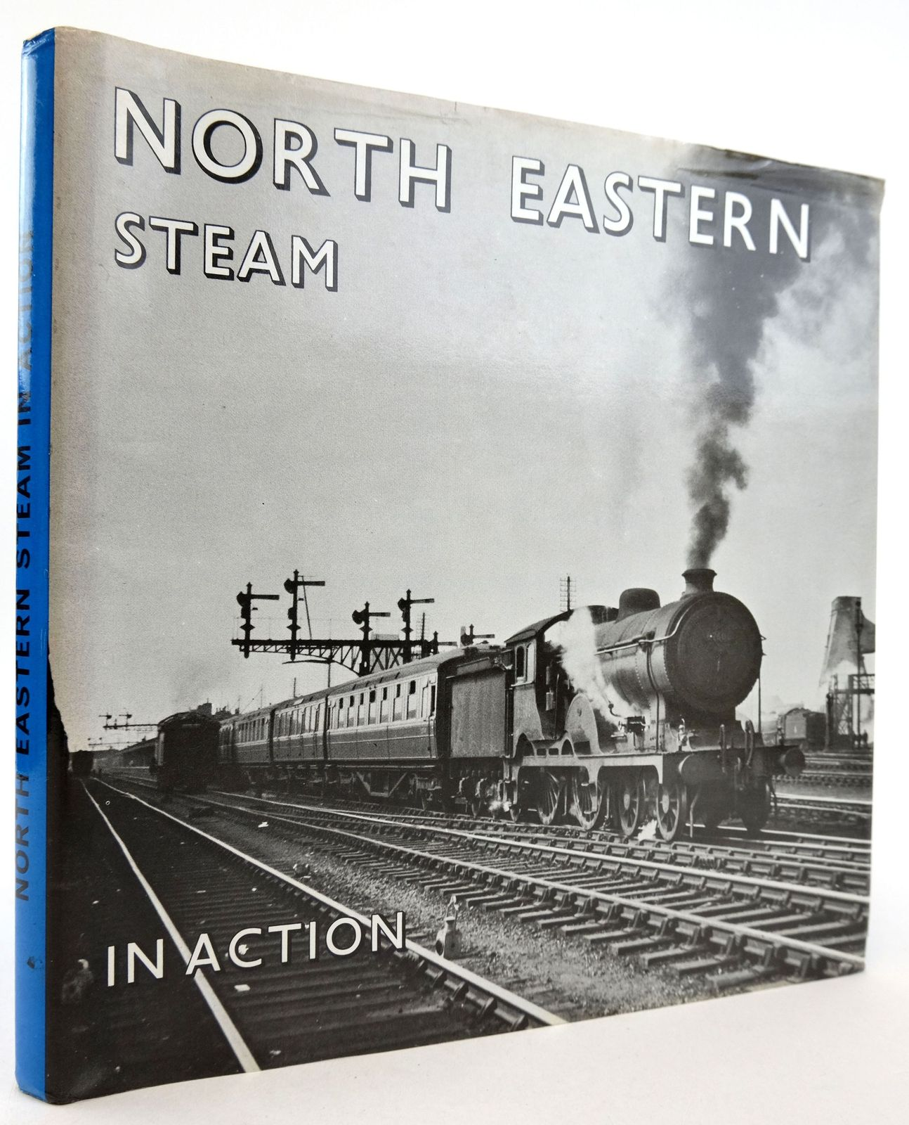 Photo of NORTH EASTERN STEAM IN ACTION written by Morrison, Brian published by D. Bradford Barton (STOCK CODE: 1819867)  for sale by Stella & Rose's Books