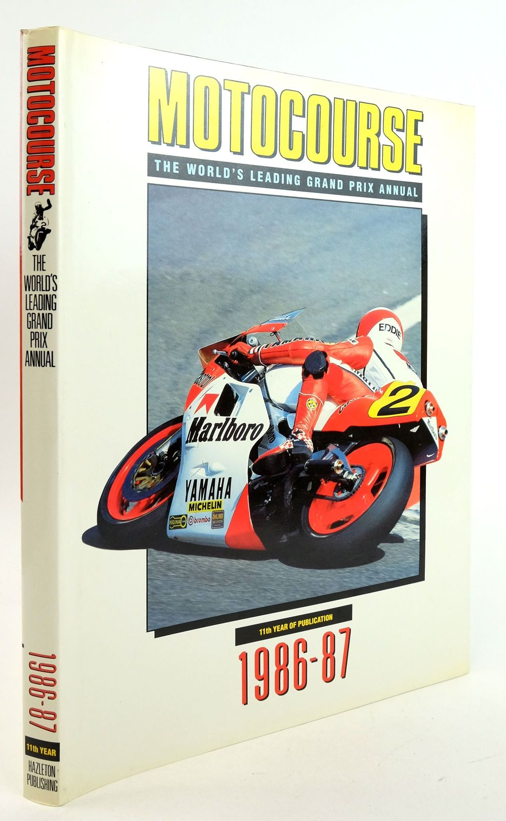 Photo of MOTOCOURSE 1986-87 published by Hazleton Publishing (STOCK CODE: 1819883)  for sale by Stella & Rose's Books