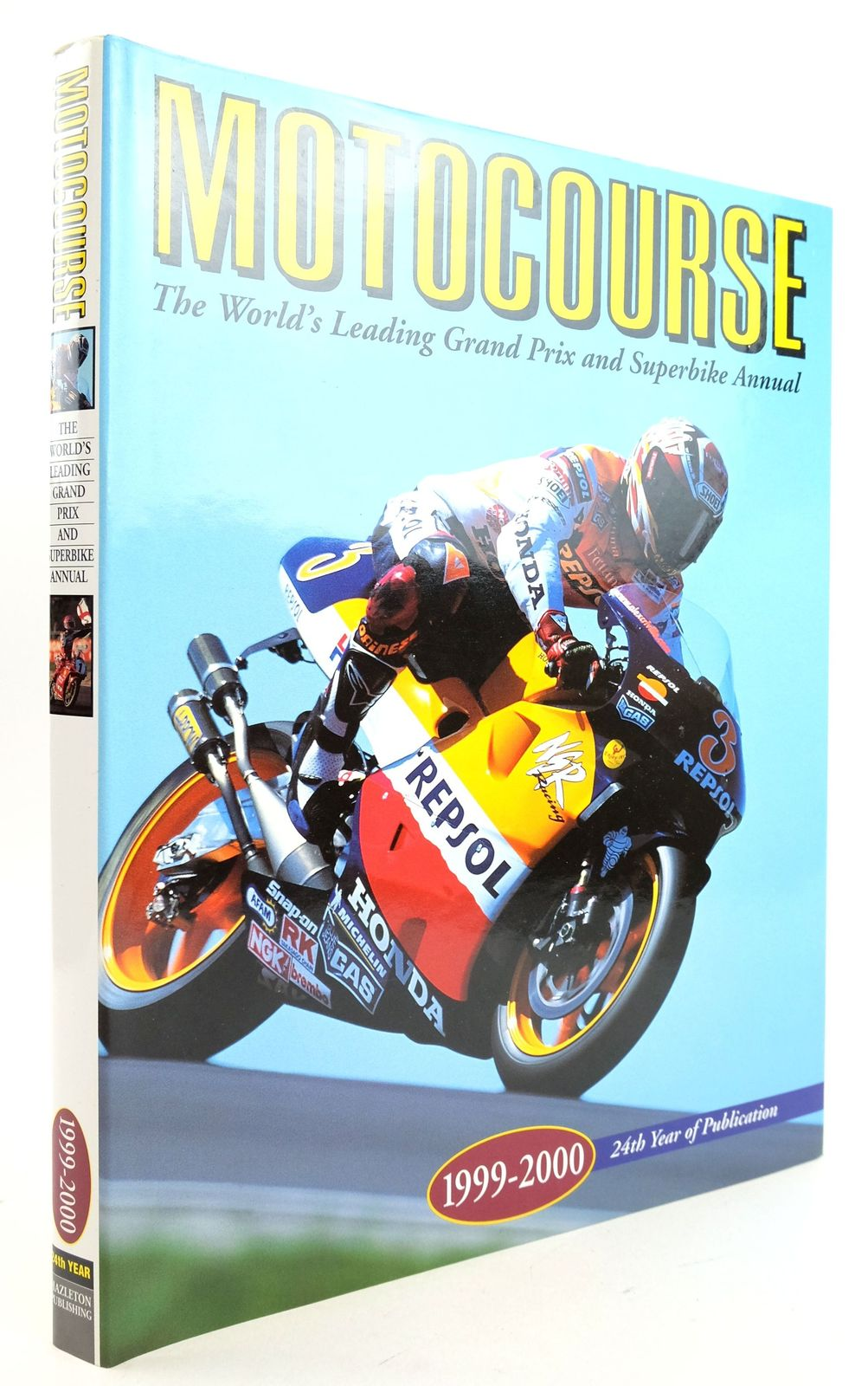 Photo of MOTOCOURSE 1999-2000 published by Hazleton Publishing (STOCK CODE: 1819884)  for sale by Stella & Rose's Books