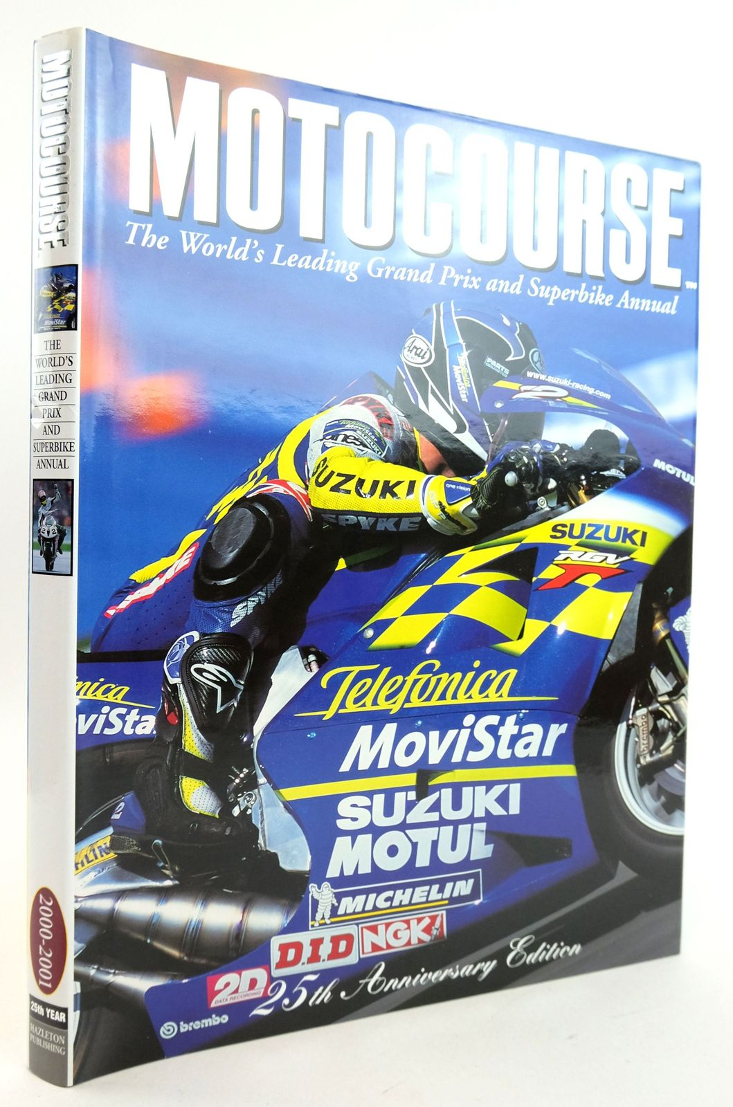 Photo of MOTOCOURSE 2000-2001 published by Hazleton Publishing (STOCK CODE: 1819885)  for sale by Stella & Rose's Books