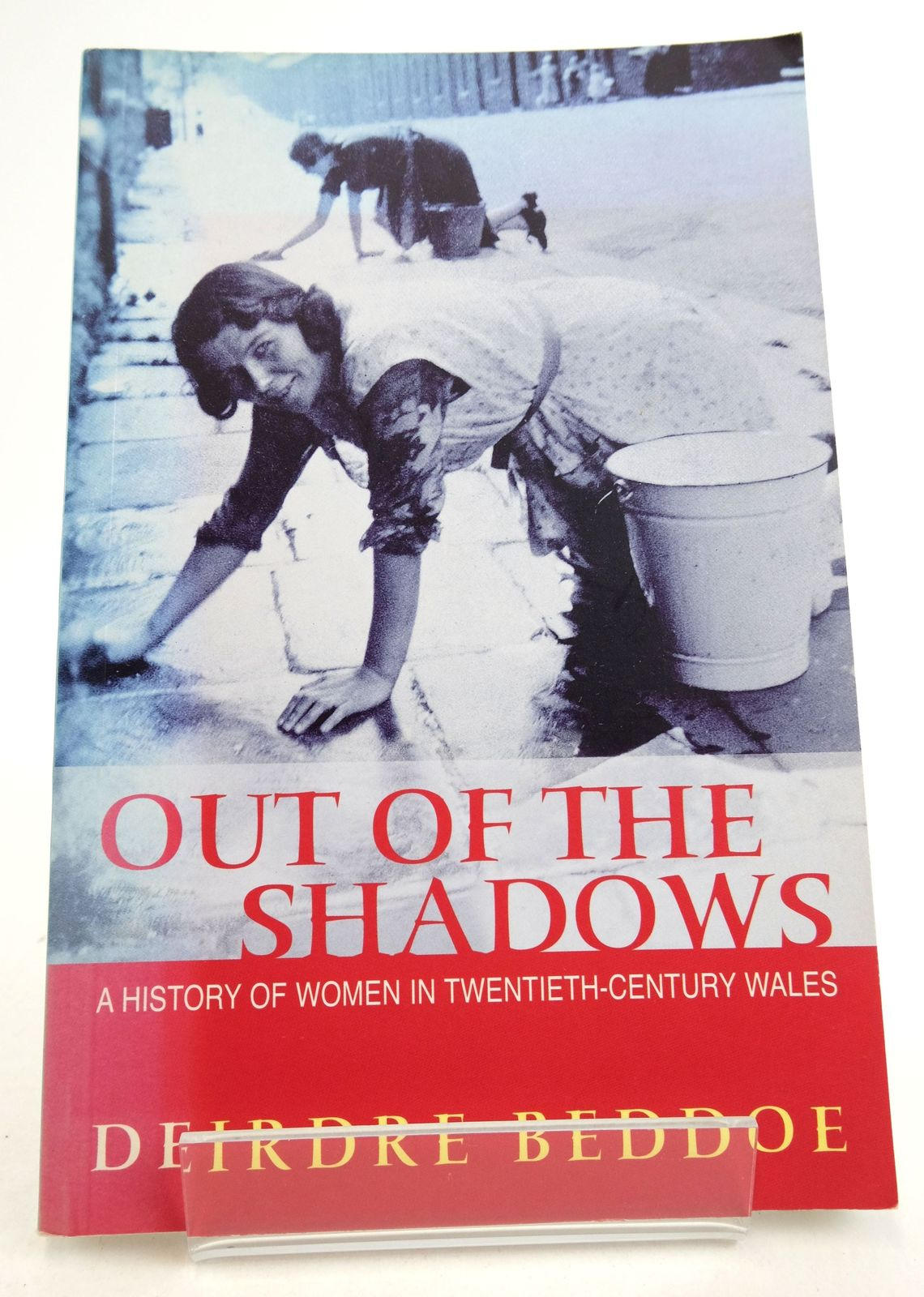 Photo of OUT OF THE SHADOWS: A HISTORY OF WOMEN IN TWENTIETH-CENTURY WALES written by Beddoe, Deirdre published by University of Wales (STOCK CODE: 1819890)  for sale by Stella & Rose's Books
