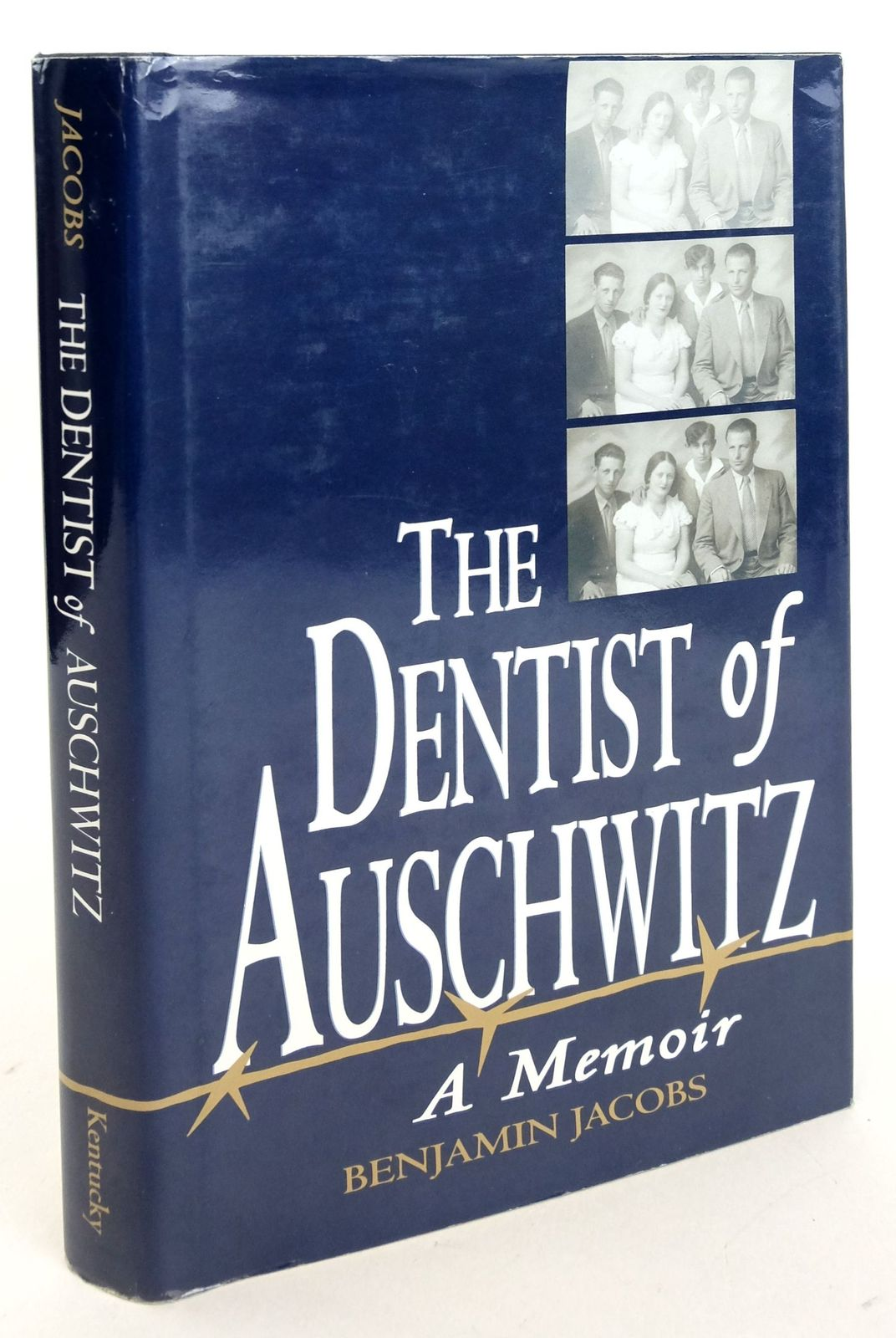 Photo of THE DENTIST OF AUSCHWITZ: A MEMOIR written by Jacobs, Benjamin published by University Press of Kentucky (STOCK CODE: 1819915)  for sale by Stella & Rose's Books