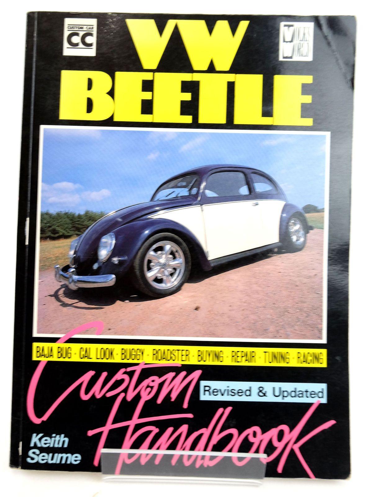 Photo of VW BEETLE: CUSTOM HANDBOOK- Stock Number: 1819923